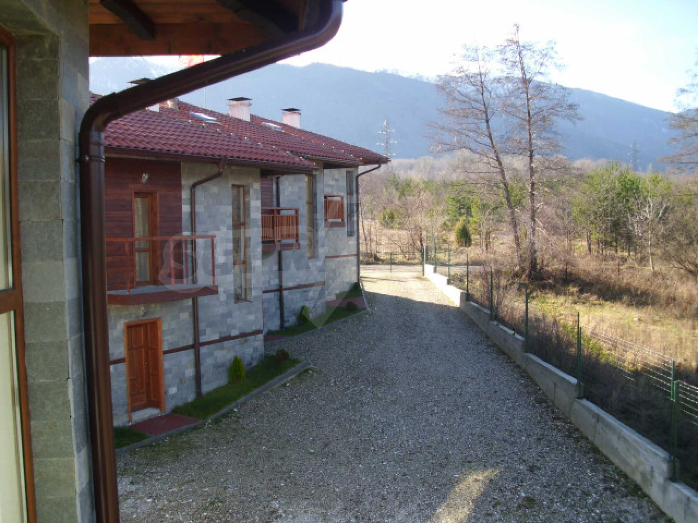 Chalet complex in an ecologically clean area 26