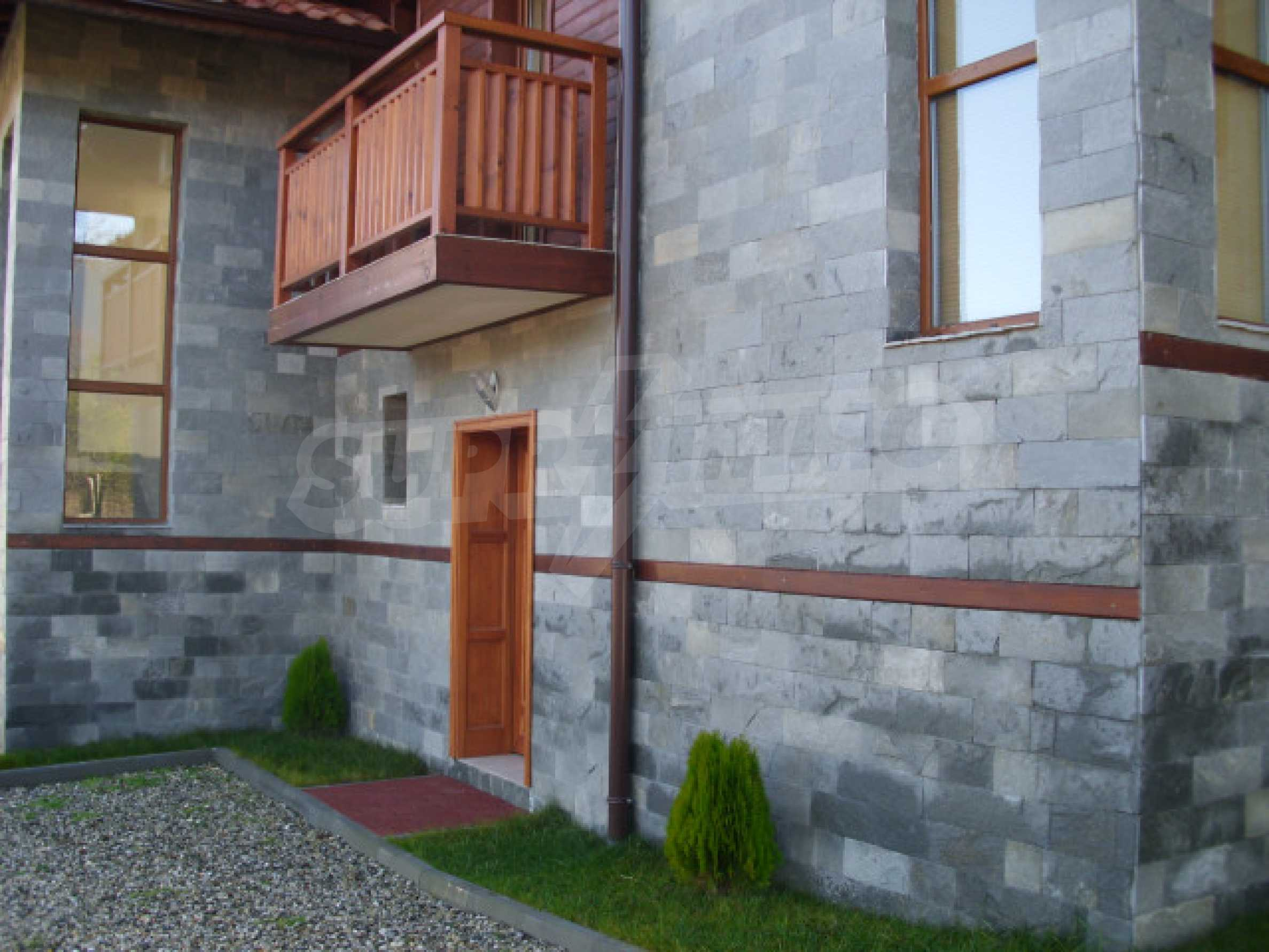 Chalet complex in an ecologically clean area 3