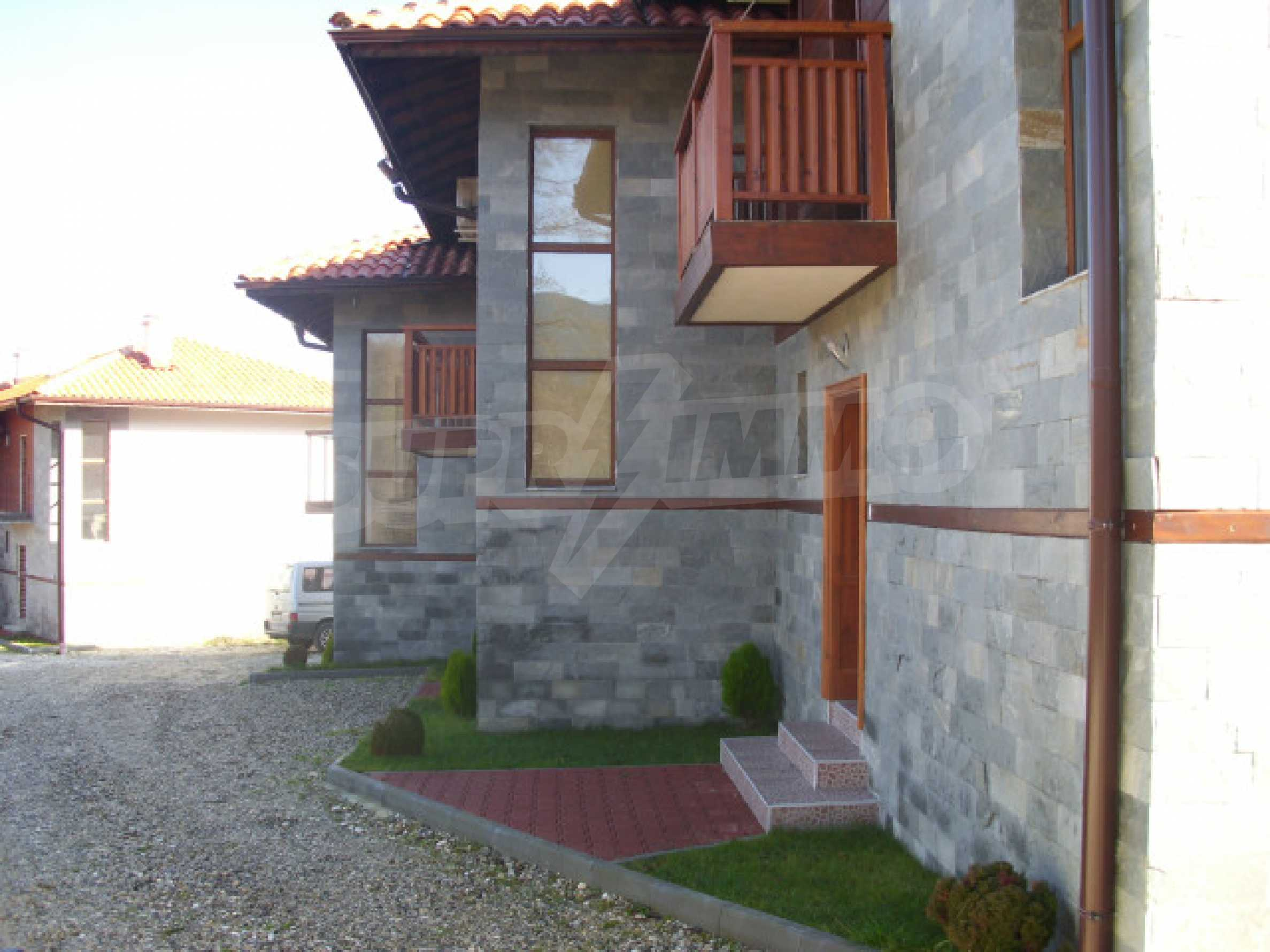 Chalet complex in an ecologically clean area 4