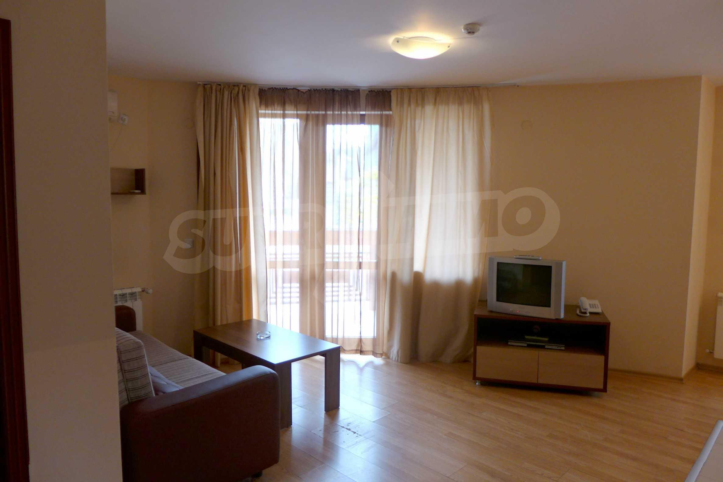 Ein-Zimmer-Wohnung in Redenka Palace