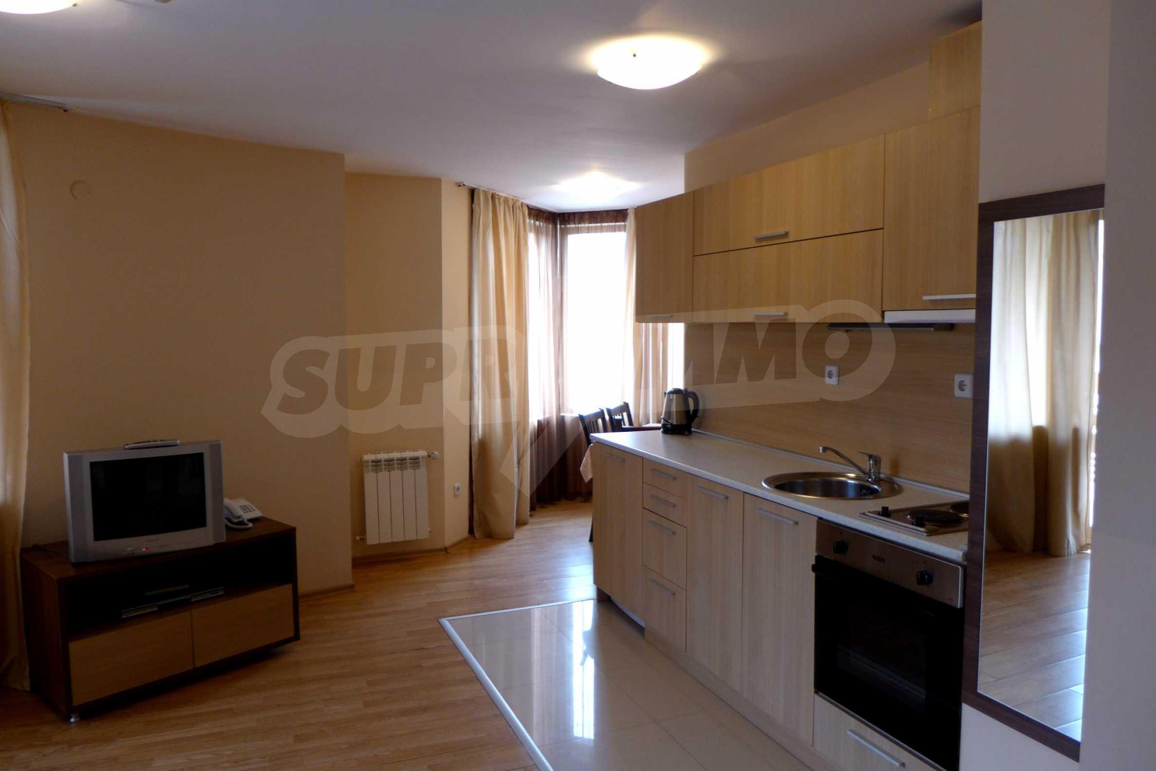 Ein-Zimmer-Wohnung in Redenka Palace 1