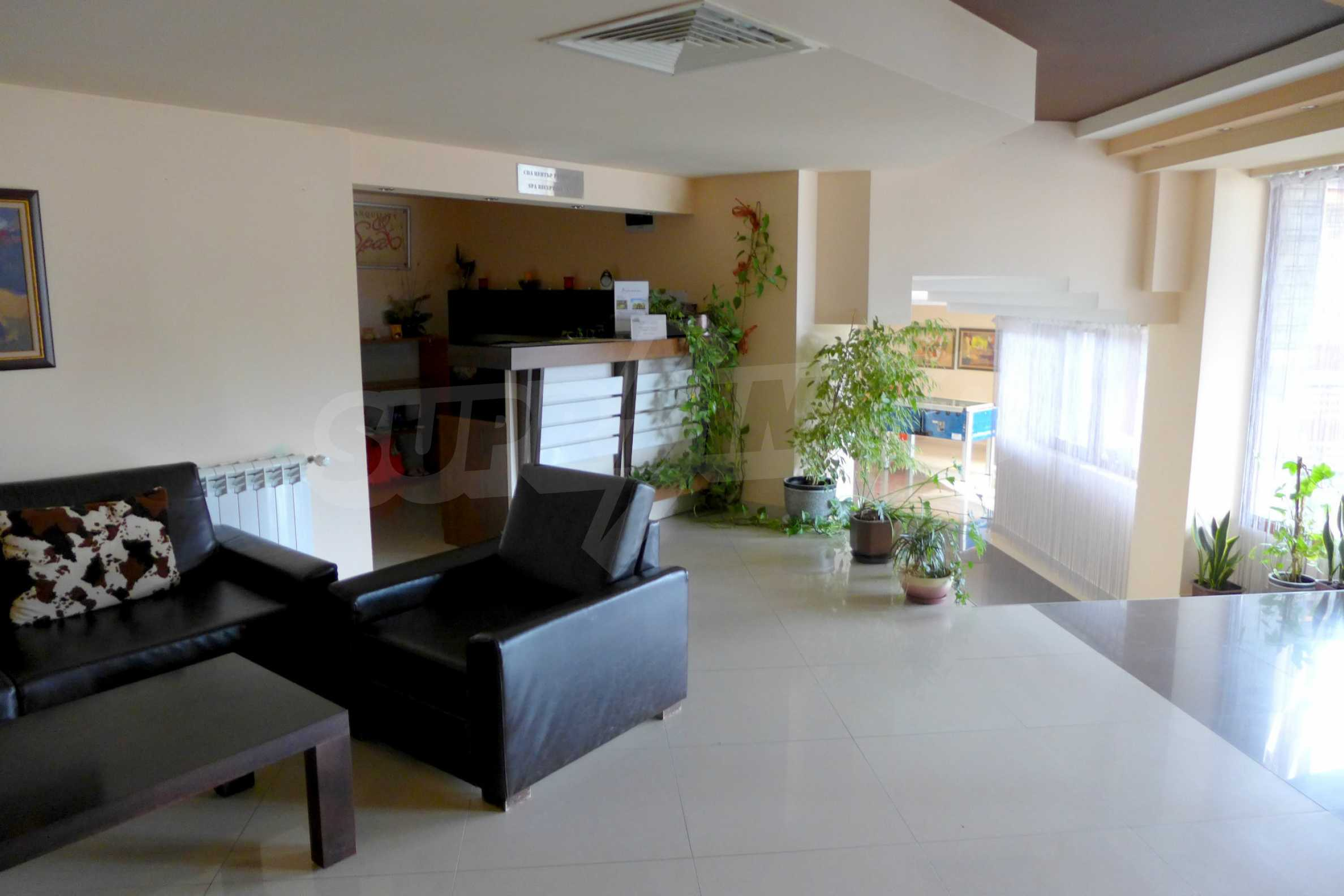 Ein-Zimmer-Wohnung in Redenka Palace 27