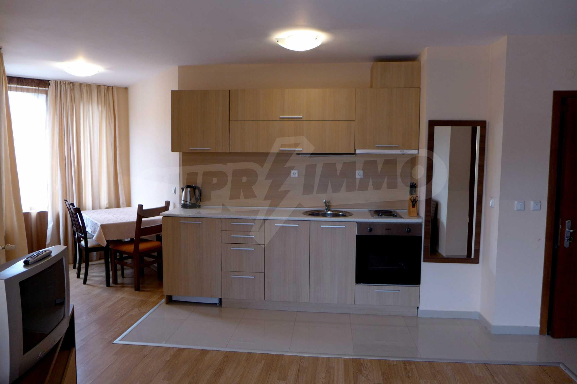 Ein-Zimmer-Wohnung in Redenka Palace 2