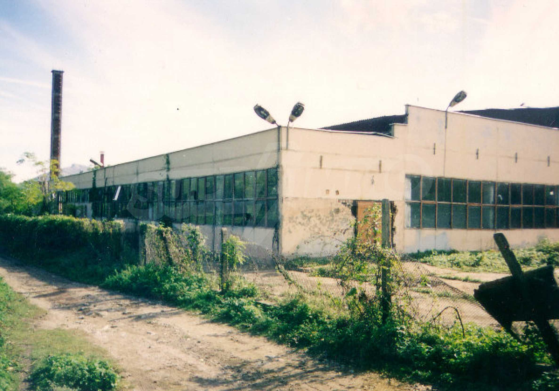 Завод возле города Видин 3