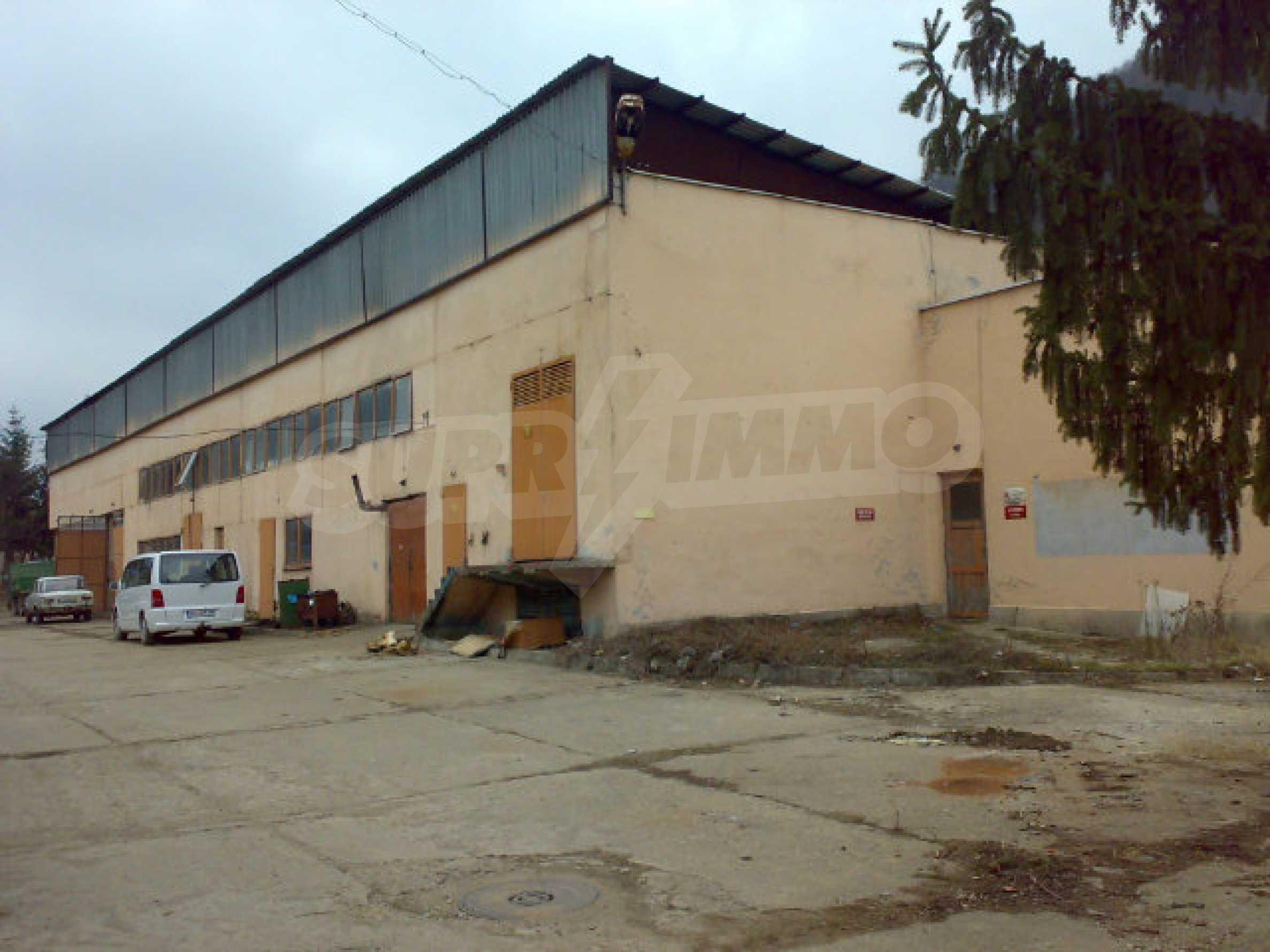Завод возле города Видин 5