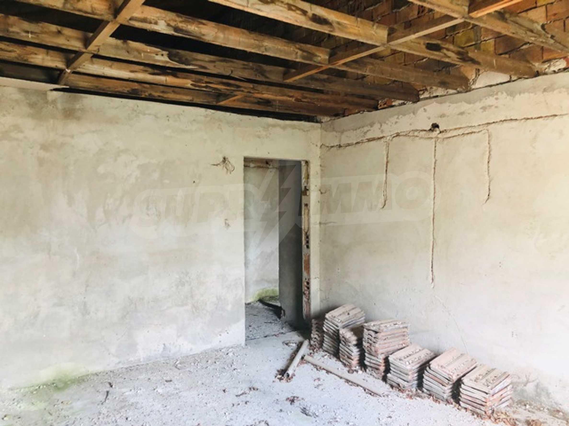 Neugebautes Haus mit Geschäftspotential, nur 6 km von Trjawna entfernt 22