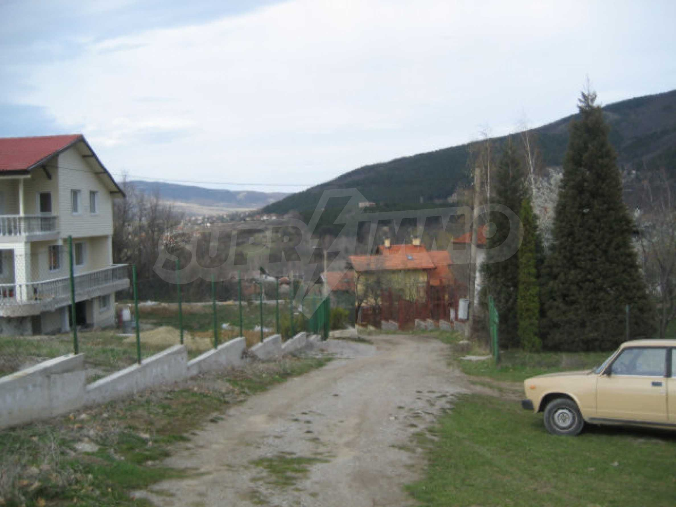 Three neighbouring plots of land in Rudartsi 12