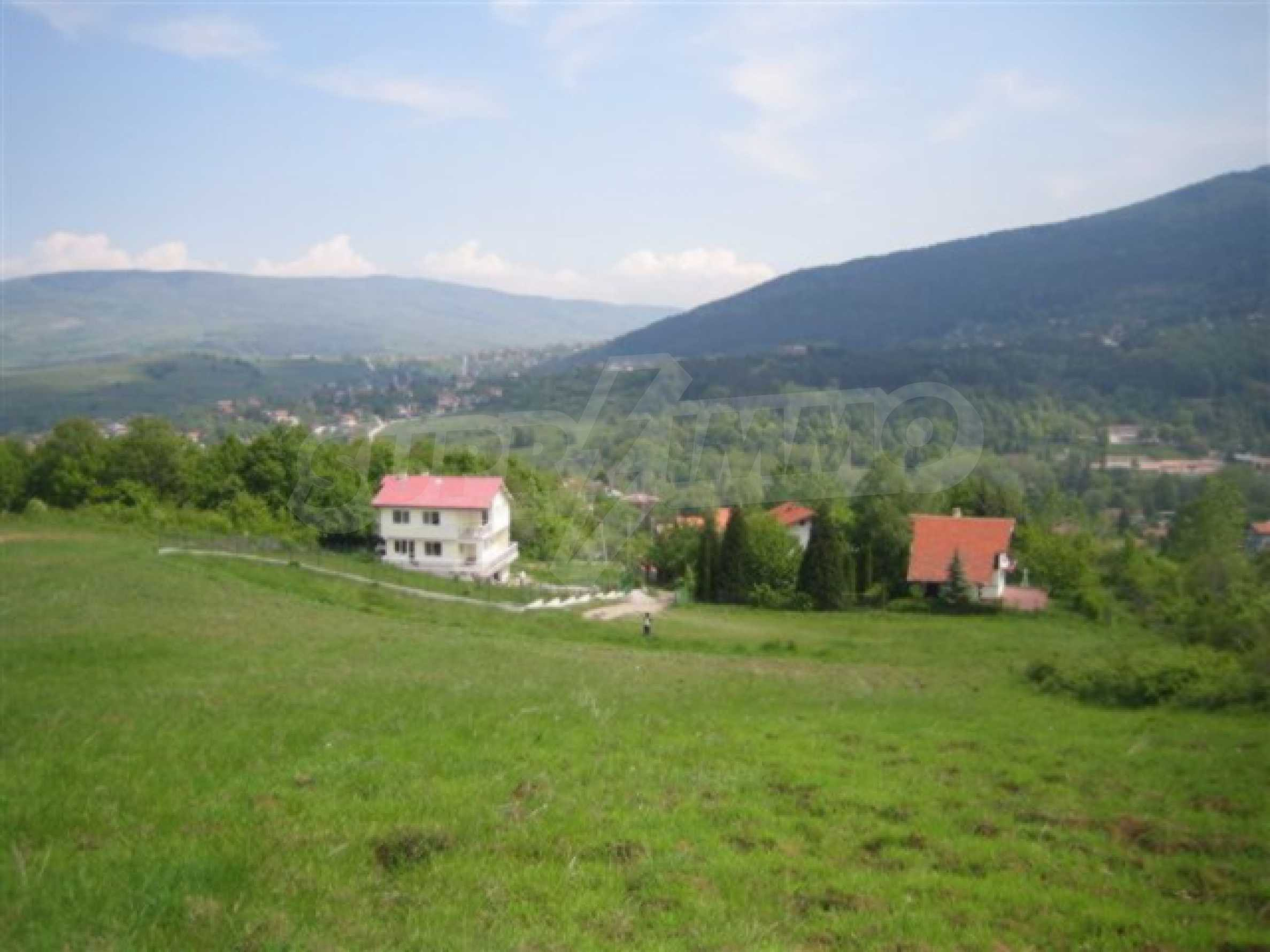 Three neighbouring plots of land in Rudartsi 13