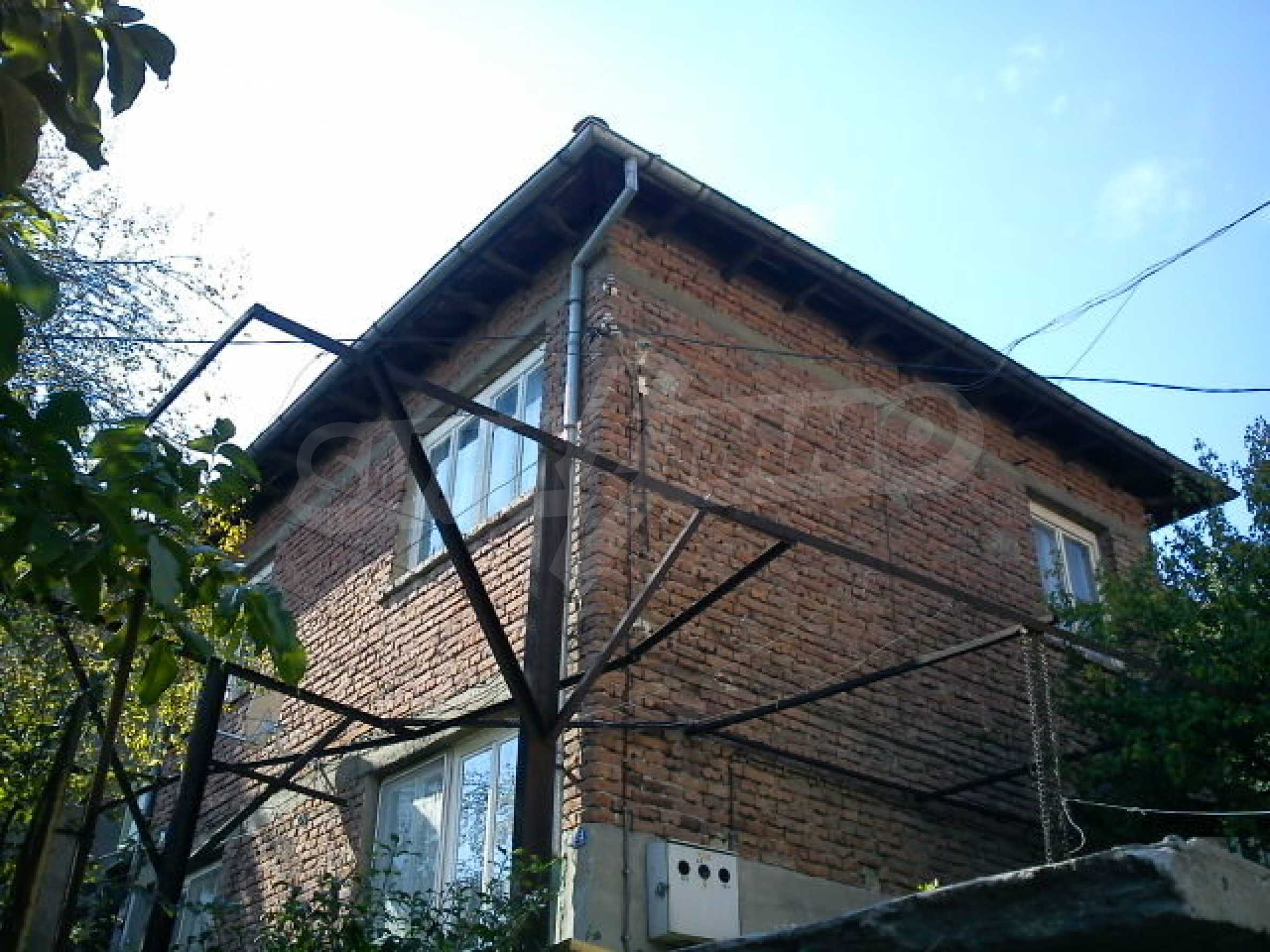 Second floor of a house located in Veliko Tarnovo