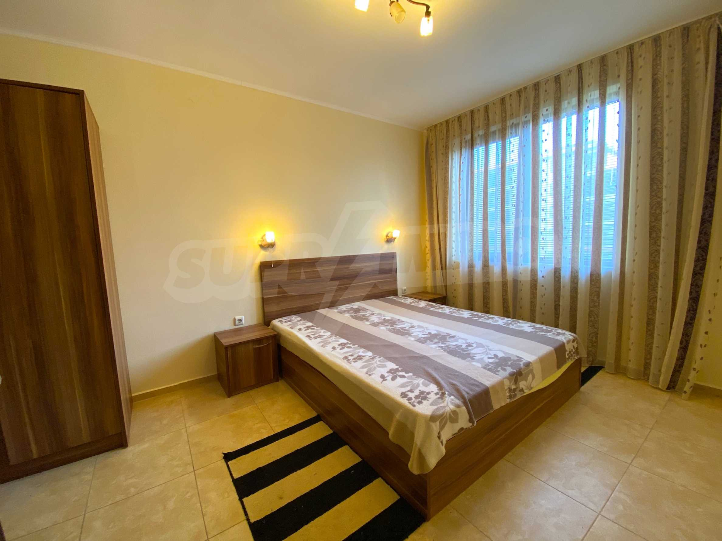 Comfortable apartment in a complex with pool 200 meters from the beach 14