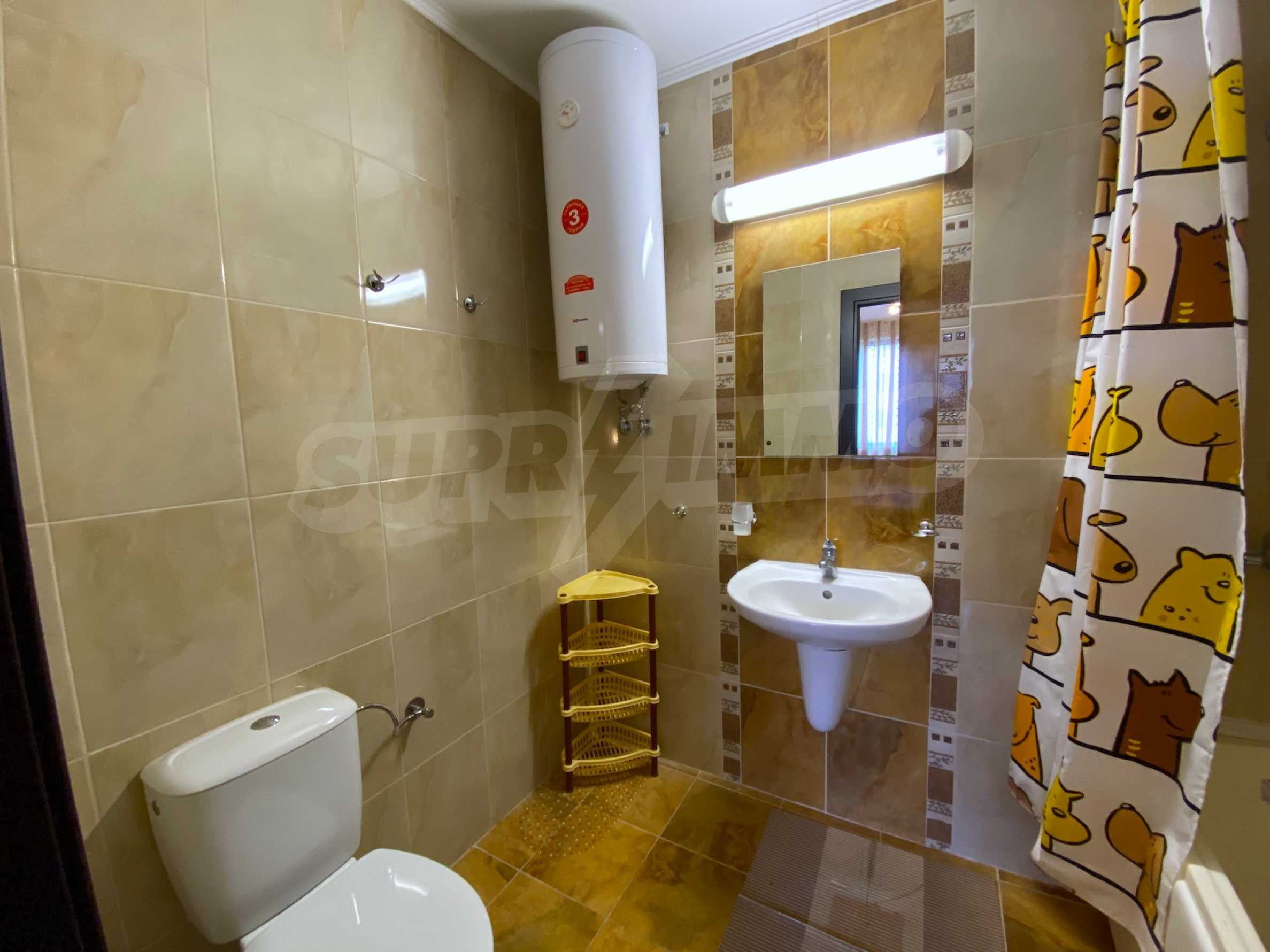 Comfortable apartment in a complex with pool 200 meters from the beach 17