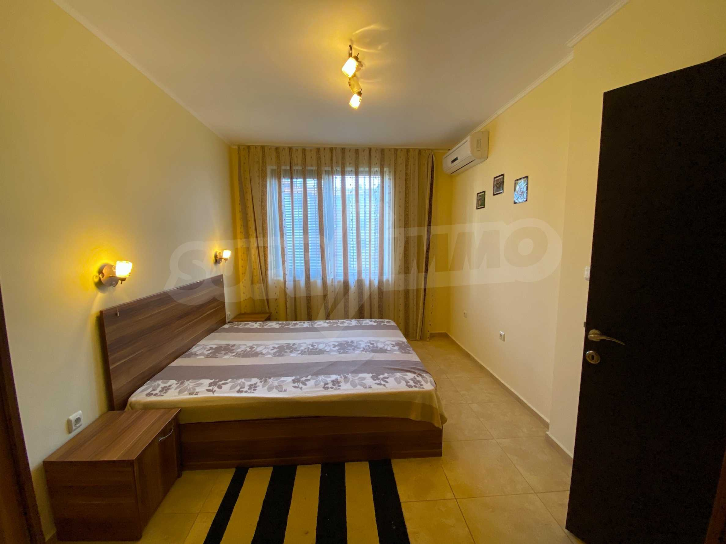 Comfortable apartment in a complex with pool 200 meters from the beach 19