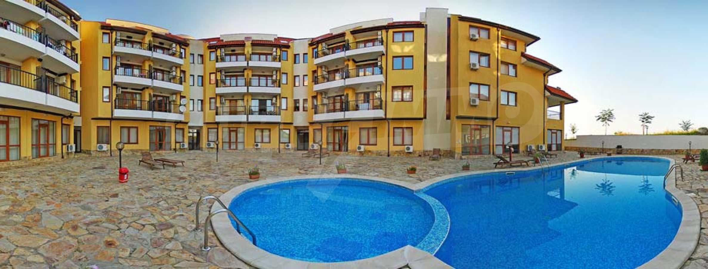 Two bedroom apartment near Kamchiya 2