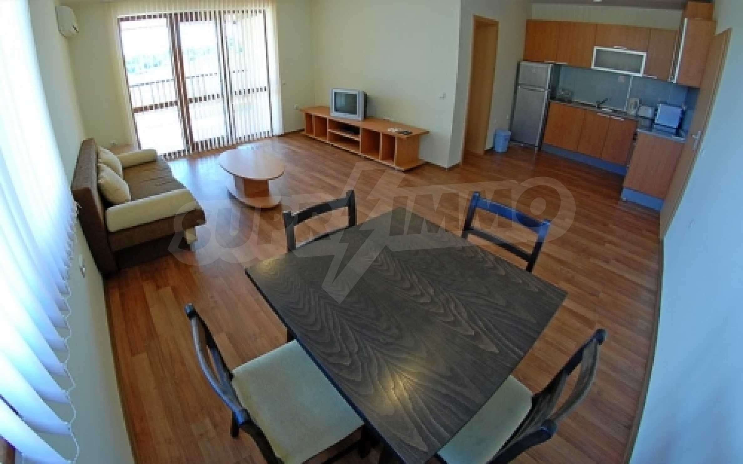 Two bedroom apartment near Kamchiya 3