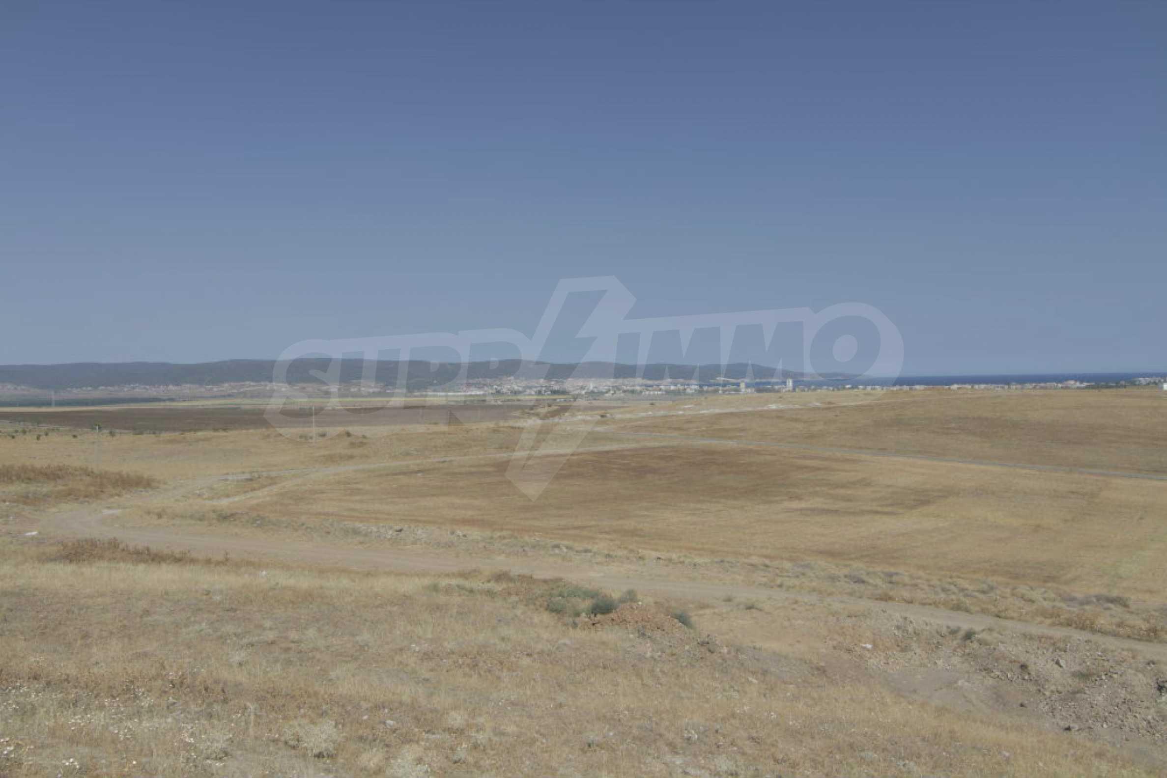 Земельный участок с видом на море вблизи Солнечного берега, г. Ахелой и с. Тынково 12
