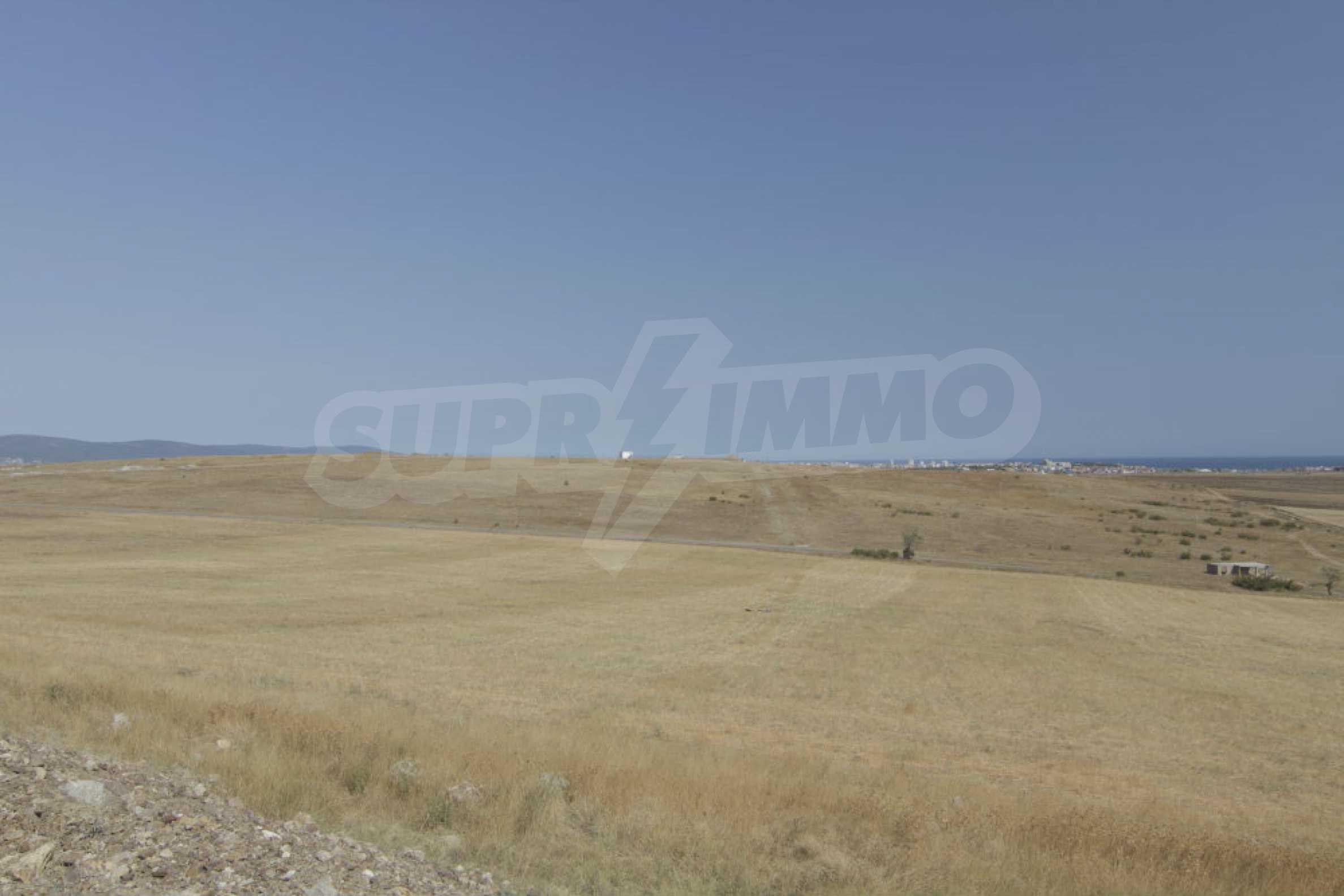 Земельный участок с видом на море вблизи Солнечного берега, г. Ахелой и с. Тынково 13