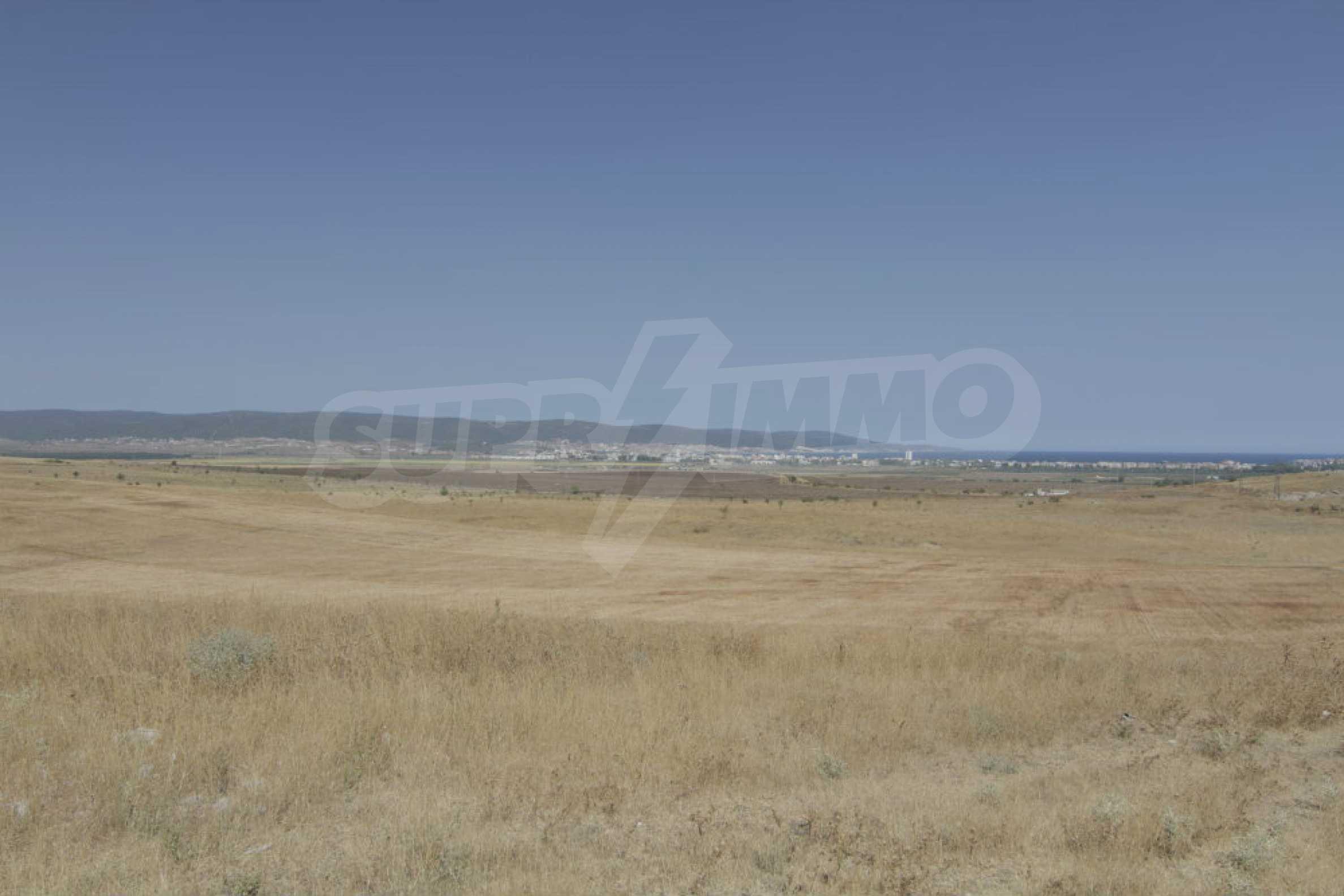 Земельный участок с видом на море вблизи Солнечного берега, г. Ахелой и с. Тынково 16