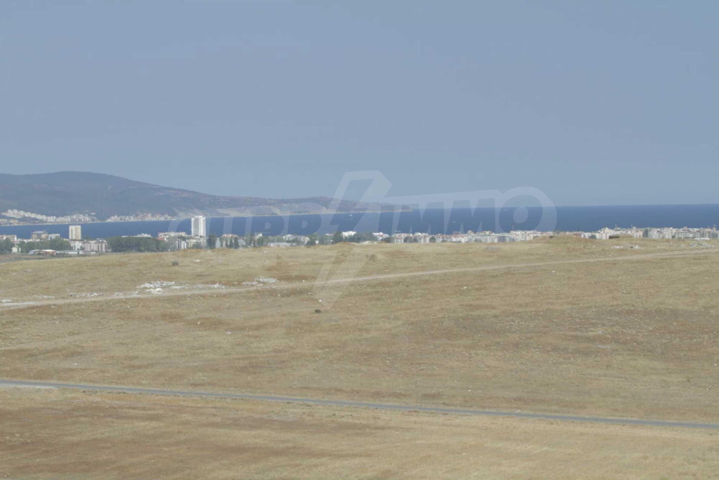 Земельный участок с видом на море вблизи Солнечного берега, г. Ахелой и с. Тынково 17