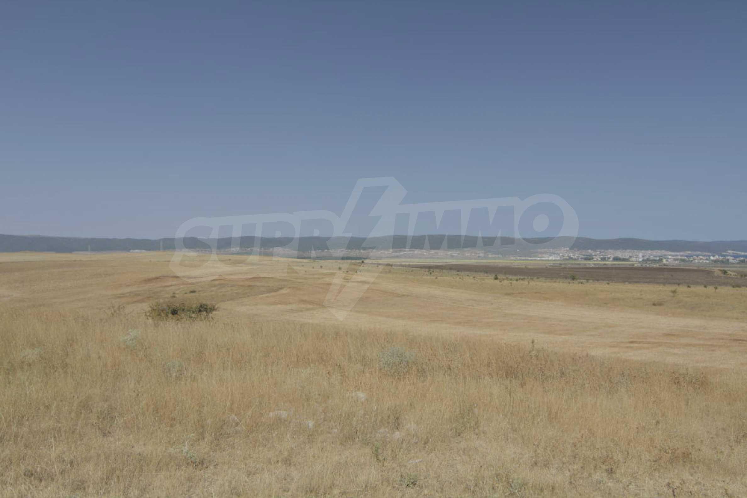 Земельный участок с видом на море вблизи Солнечного берега, г. Ахелой и с. Тынково 18