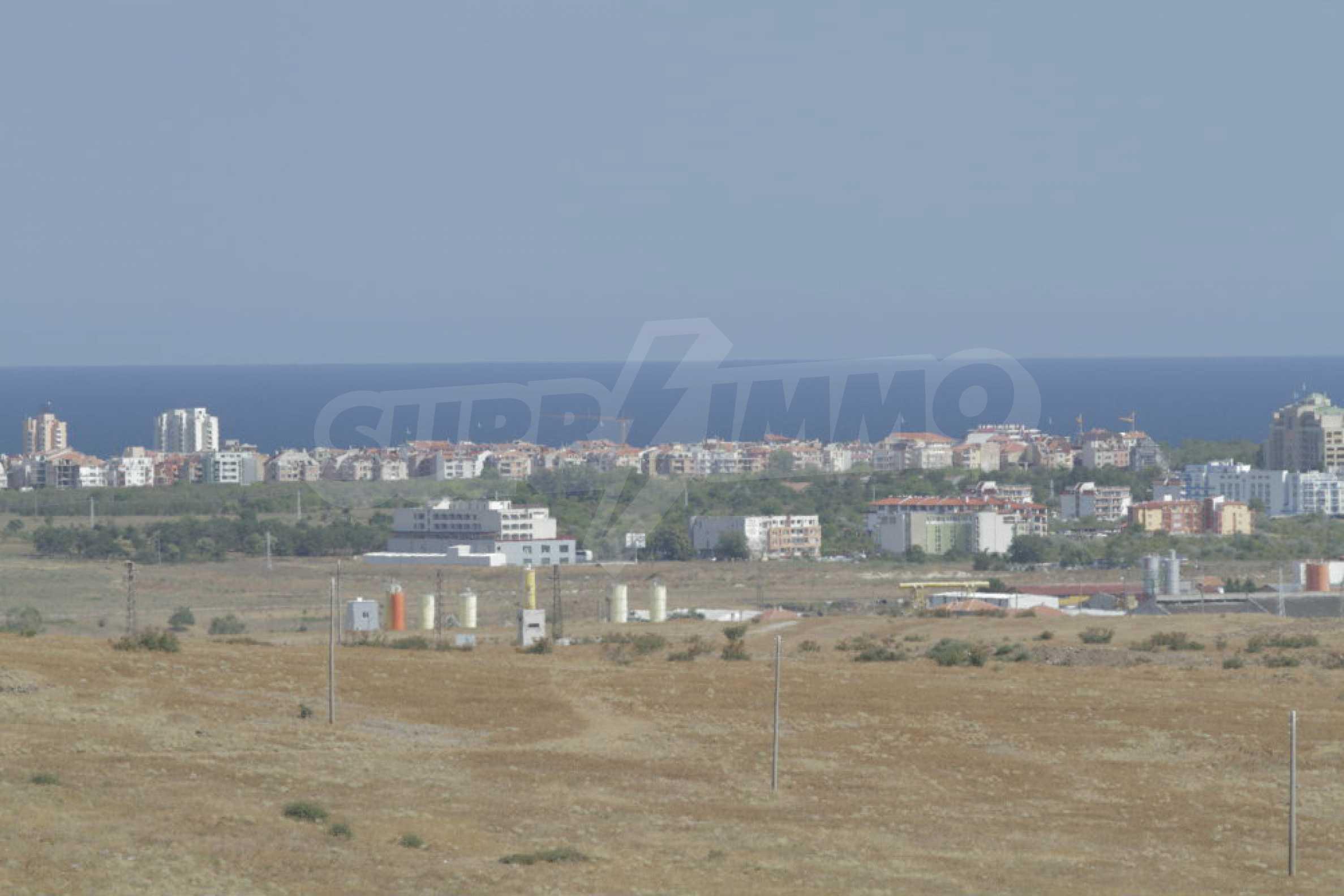 Земельный участок с видом на море вблизи Солнечного берега, г. Ахелой и с. Тынково 19