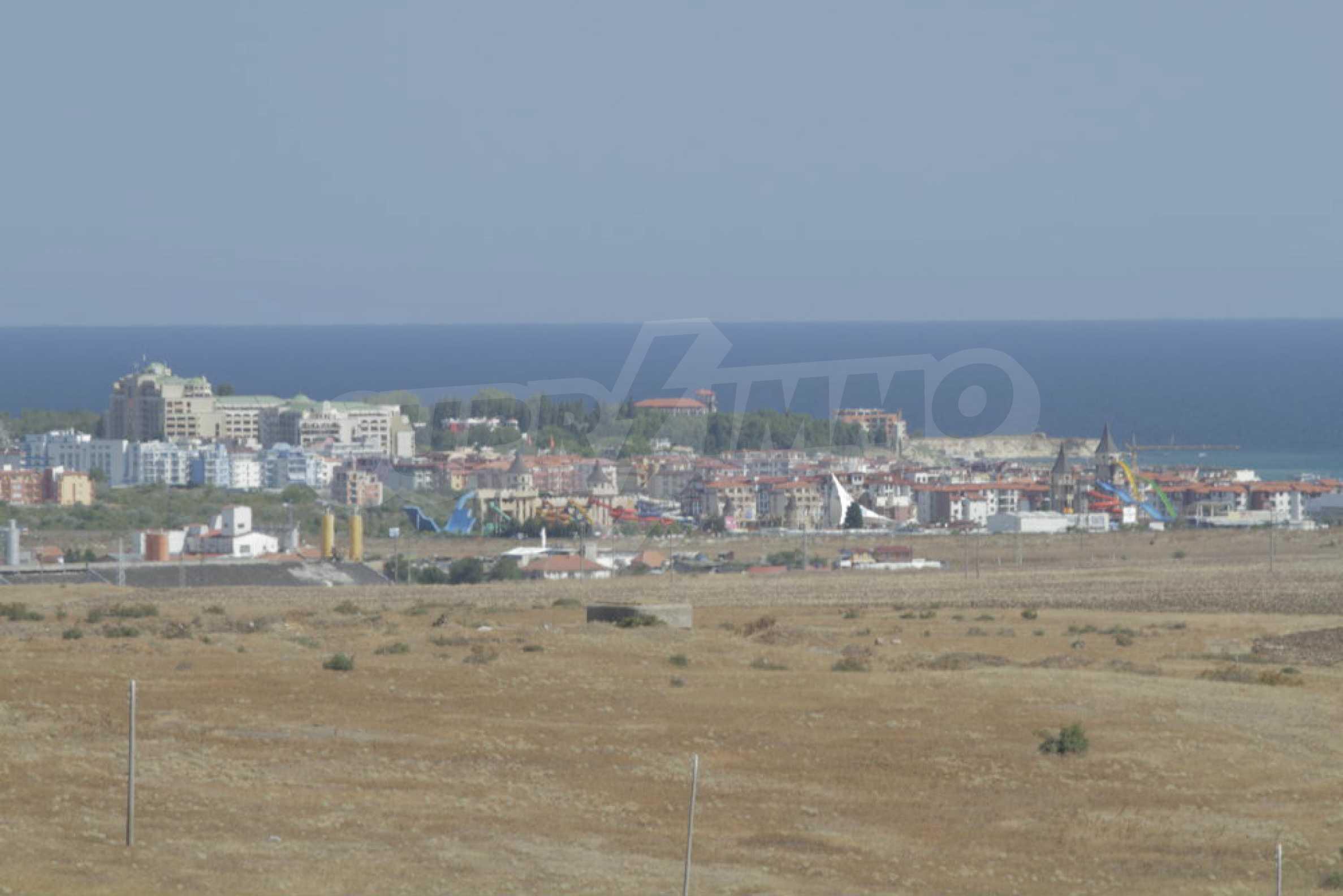 Земельный участок с видом на море вблизи Солнечного берега, г. Ахелой и с. Тынково 21