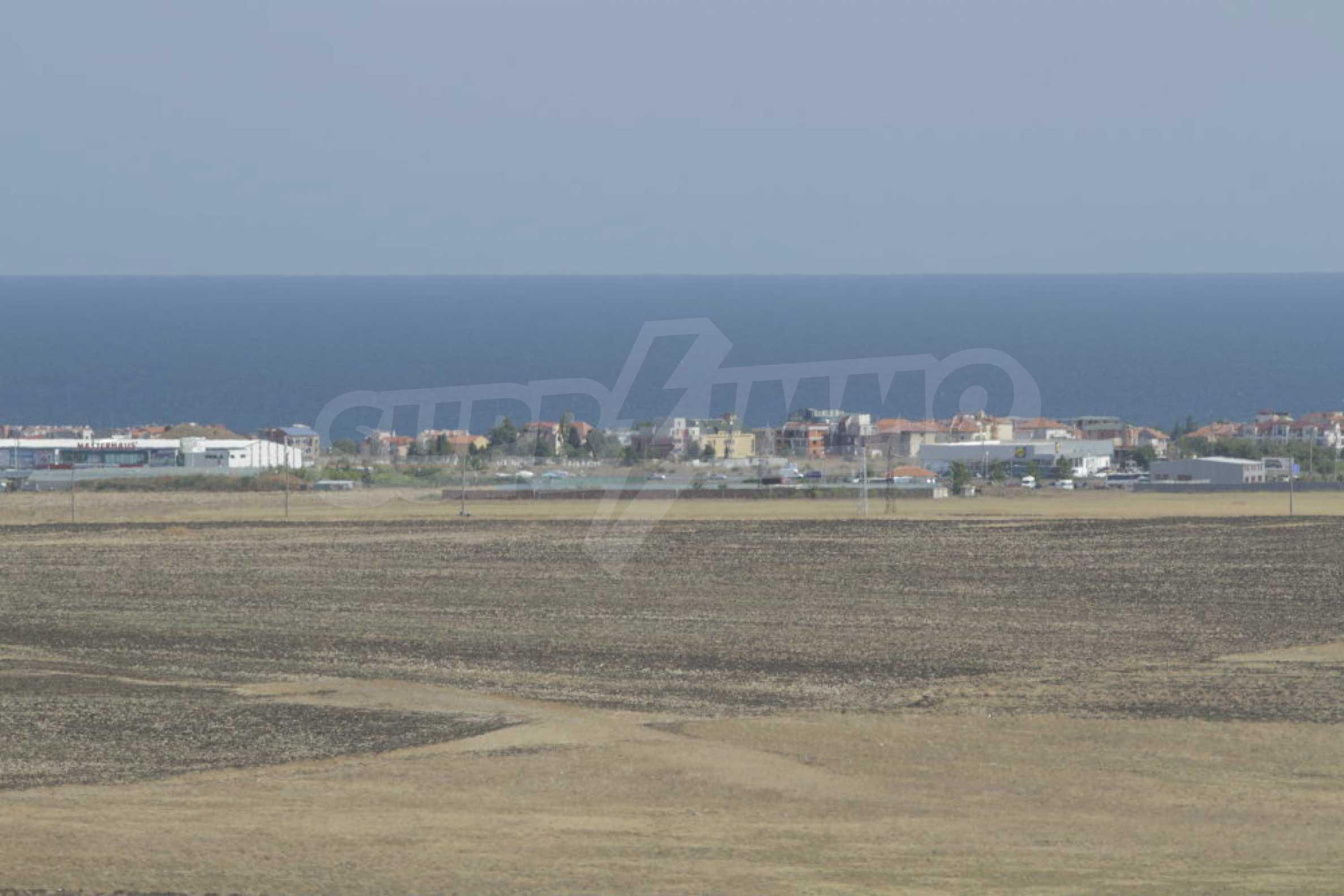 Земельный участок с видом на море вблизи Солнечного берега, г. Ахелой и с. Тынково 22