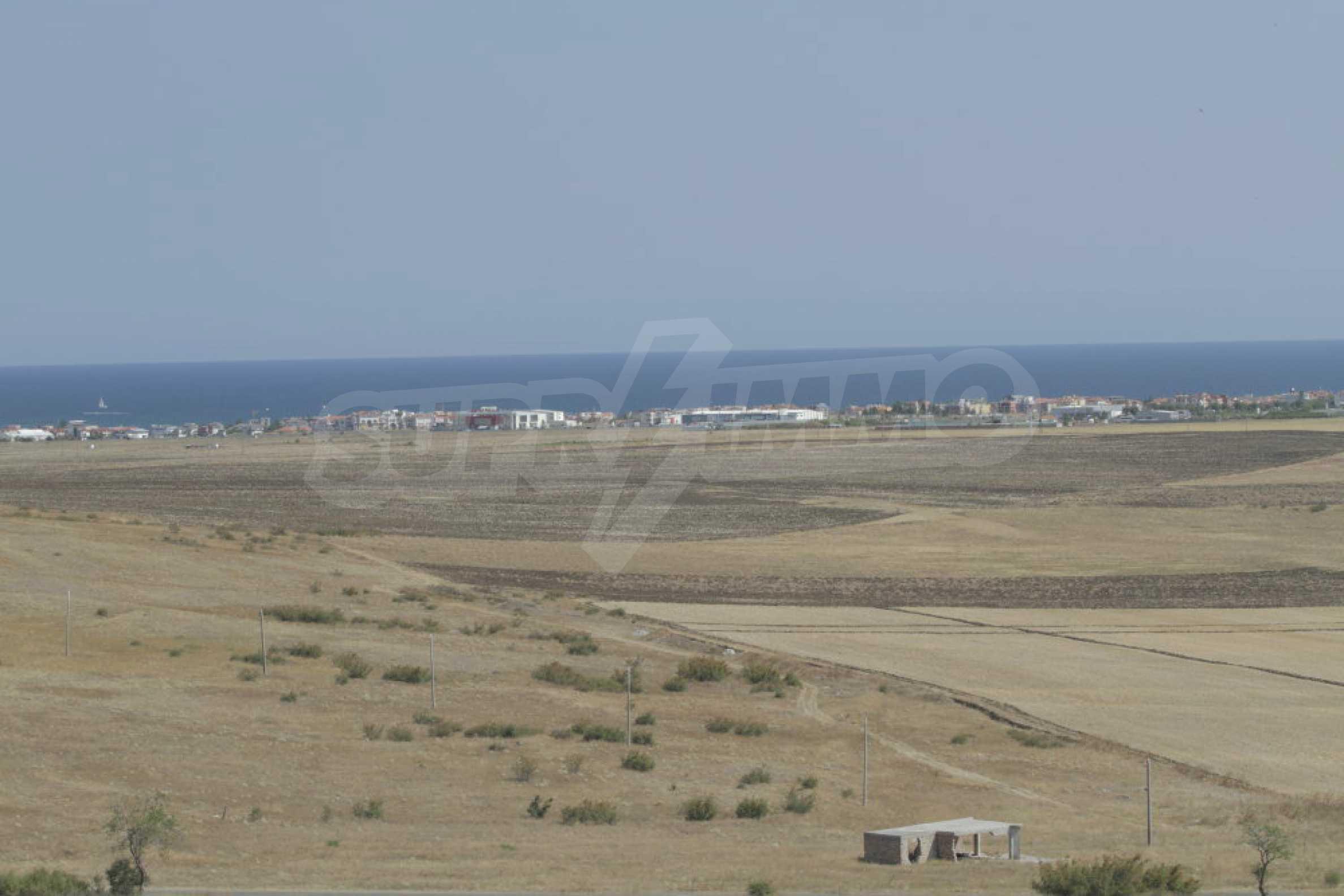 Земельный участок с видом на море вблизи Солнечного берега, г. Ахелой и с. Тынково 24