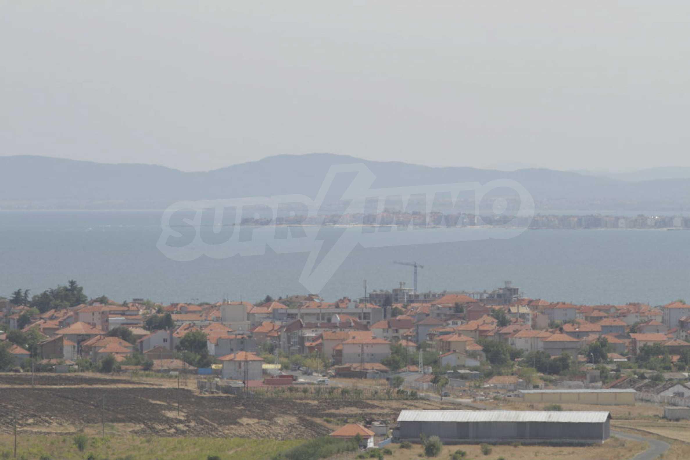 Земельный участок с видом на море вблизи Солнечного берега, г. Ахелой и с. Тынково 30