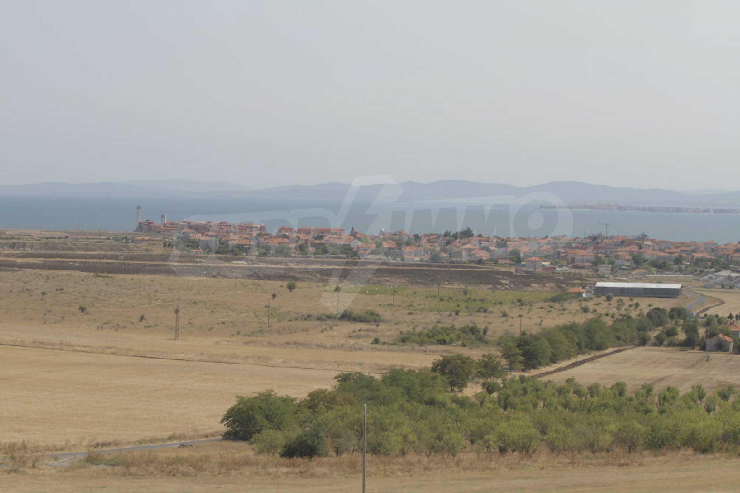 Земельный участок с видом на море вблизи Солнечного берега, г. Ахелой и с. Тынково 35