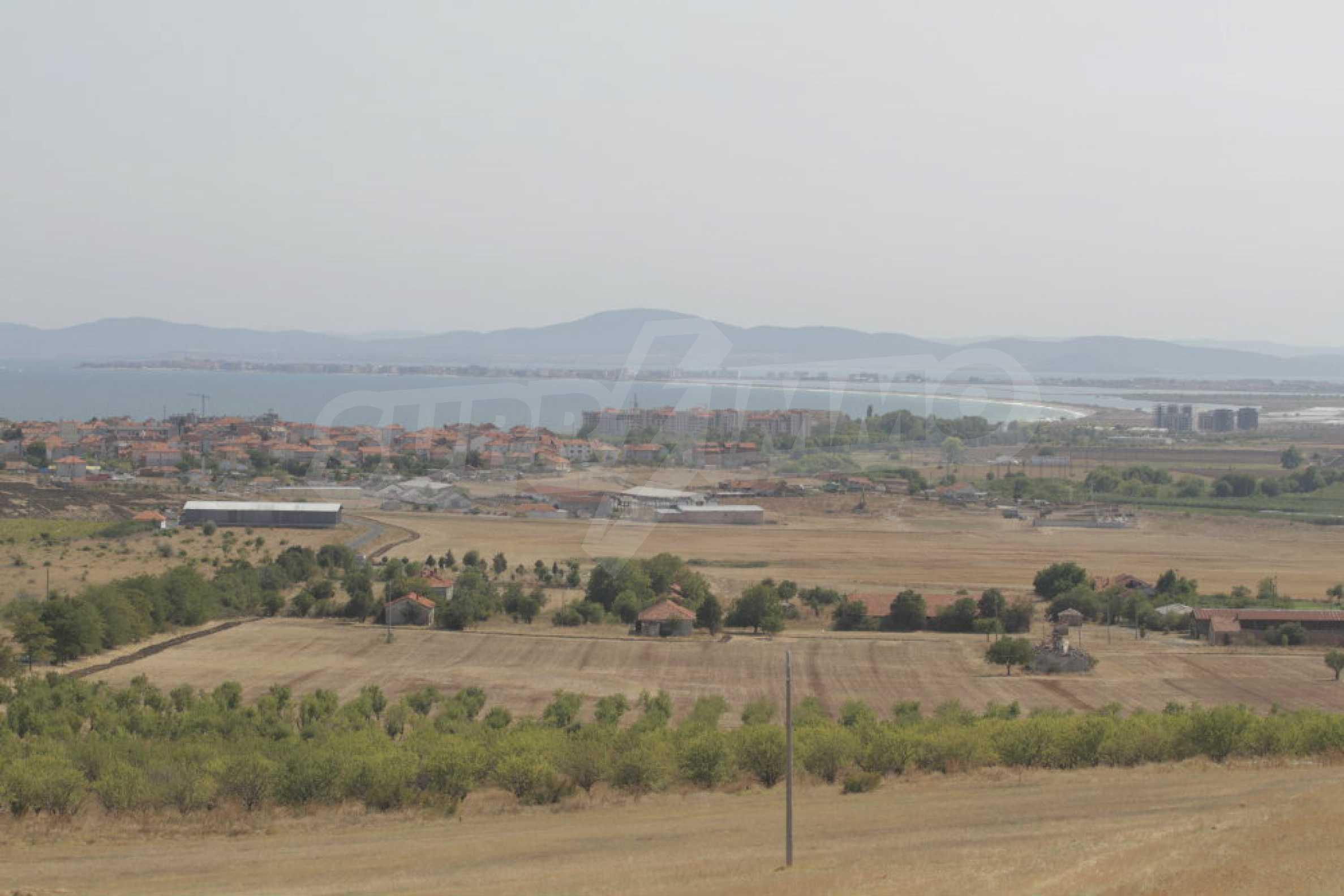 Земельный участок с видом на море вблизи Солнечного берега, г. Ахелой и с. Тынково 36