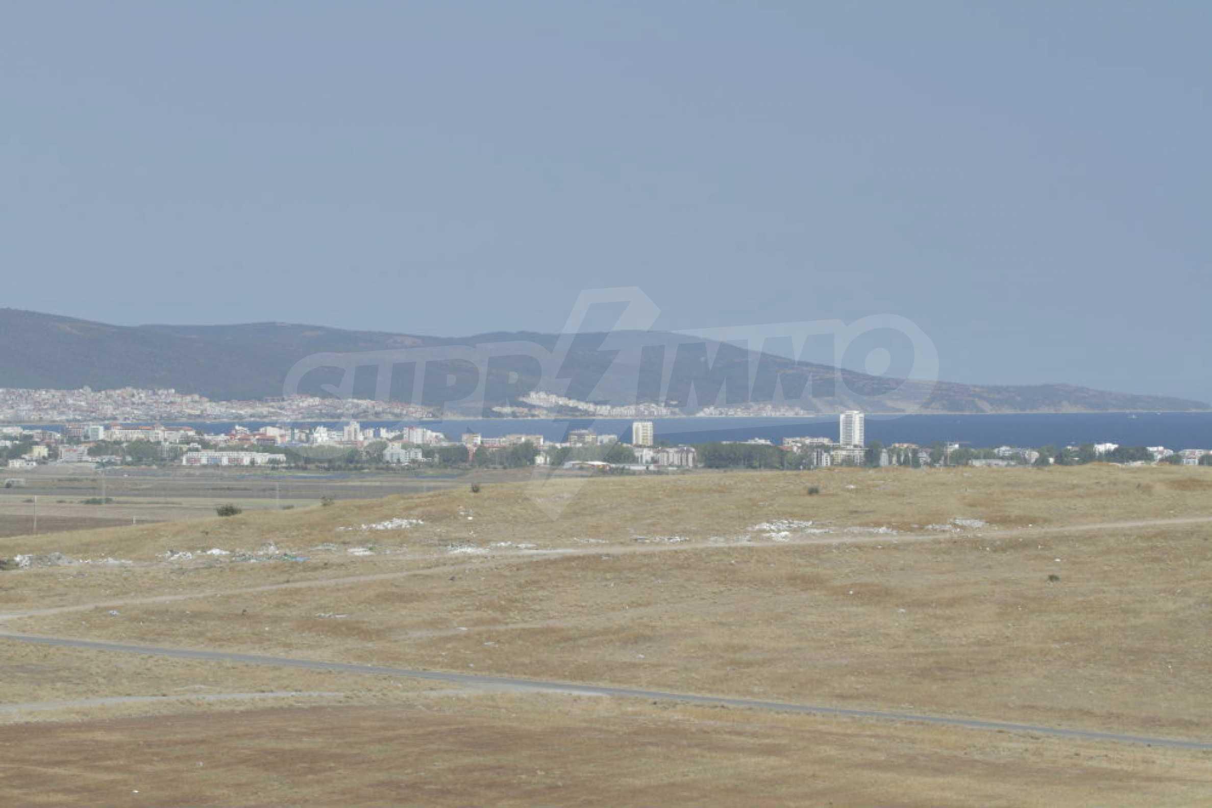 Земельный участок с видом на море вблизи Солнечного берега, г. Ахелой и с. Тынково 40