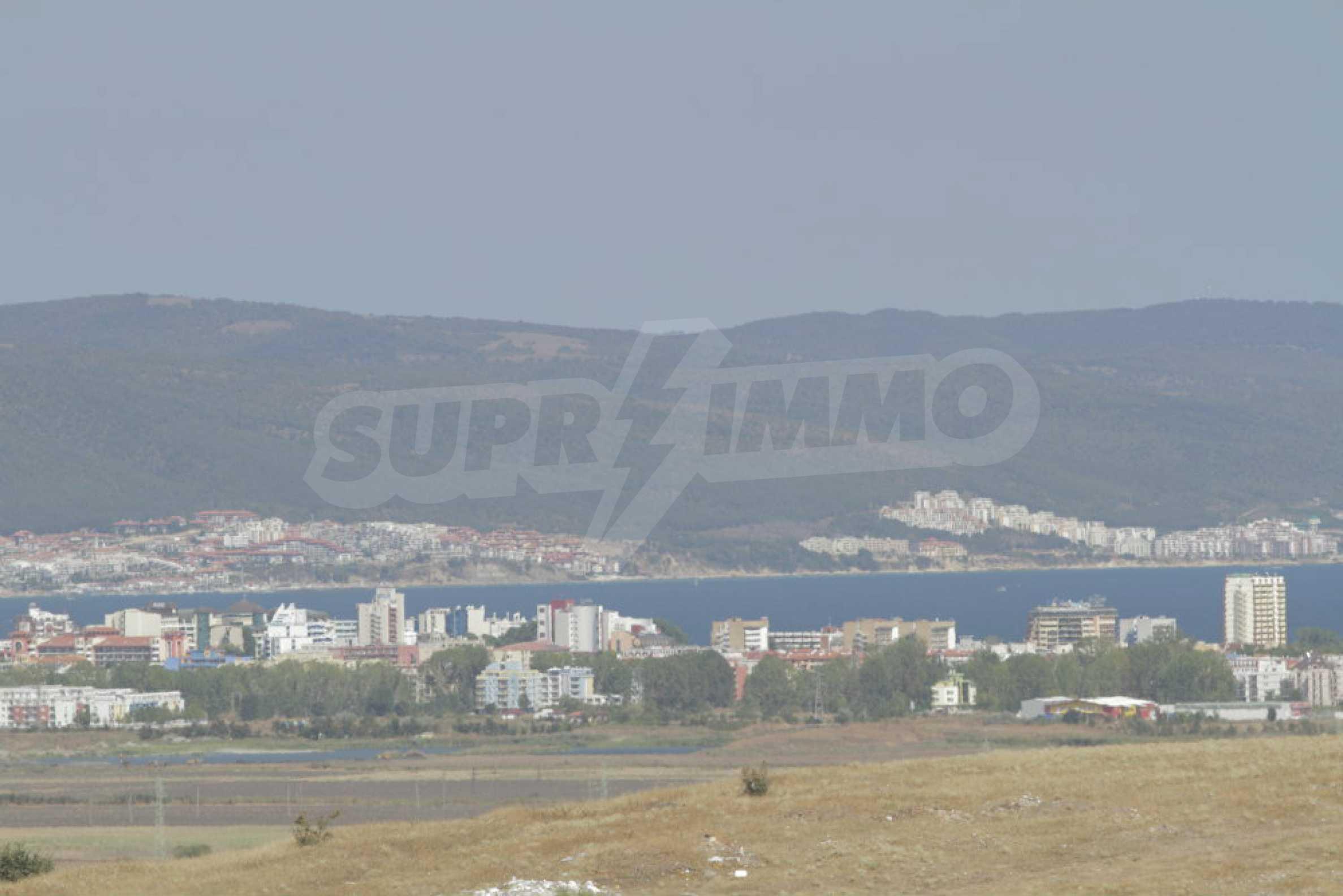 Земельный участок с видом на море вблизи Солнечного берега, г. Ахелой и с. Тынково 41