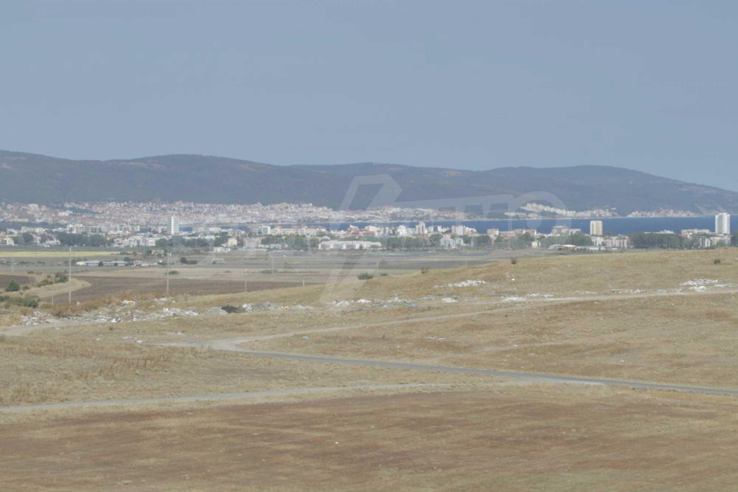 Земельный участок с видом на море вблизи Солнечного берега, г. Ахелой и с. Тынково 44