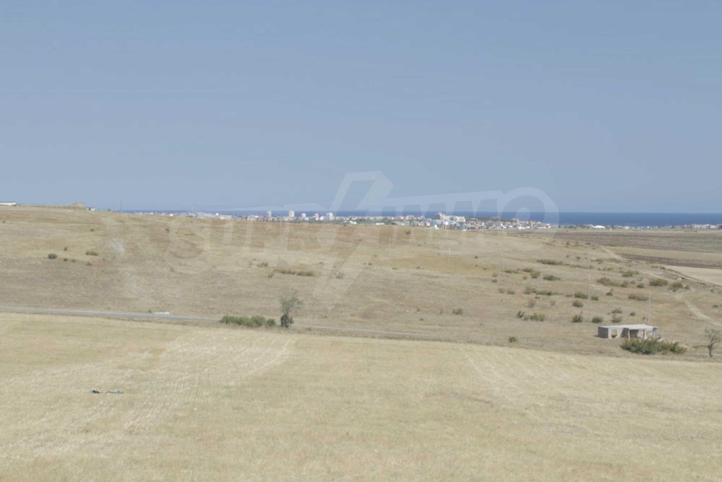 Земельный участок с видом на море вблизи Солнечного берега, г. Ахелой и с. Тынково 9