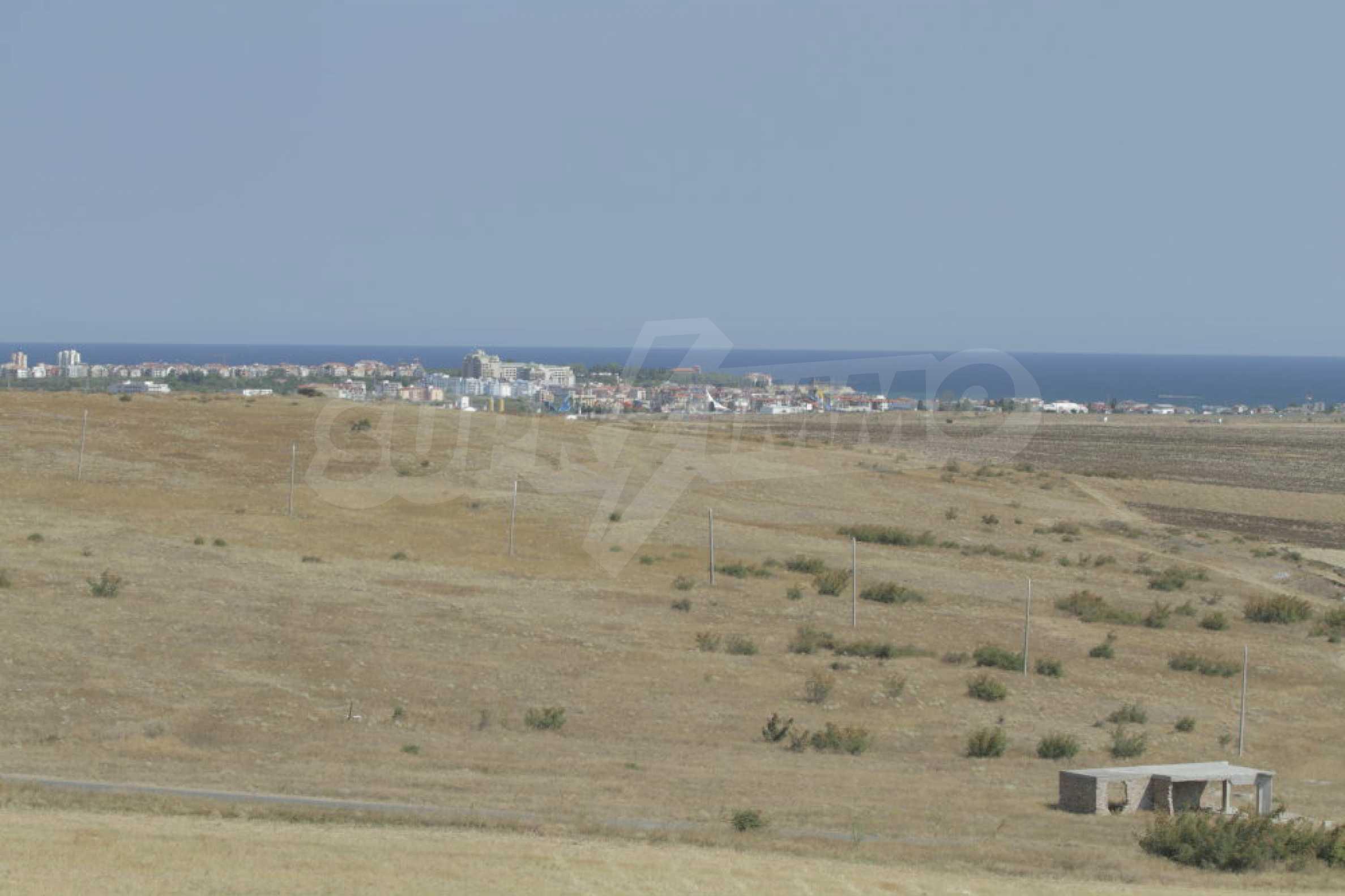 Земельный участок с видом на море вблизи Солнечного берега, г. Ахелой и с. Тынково 10