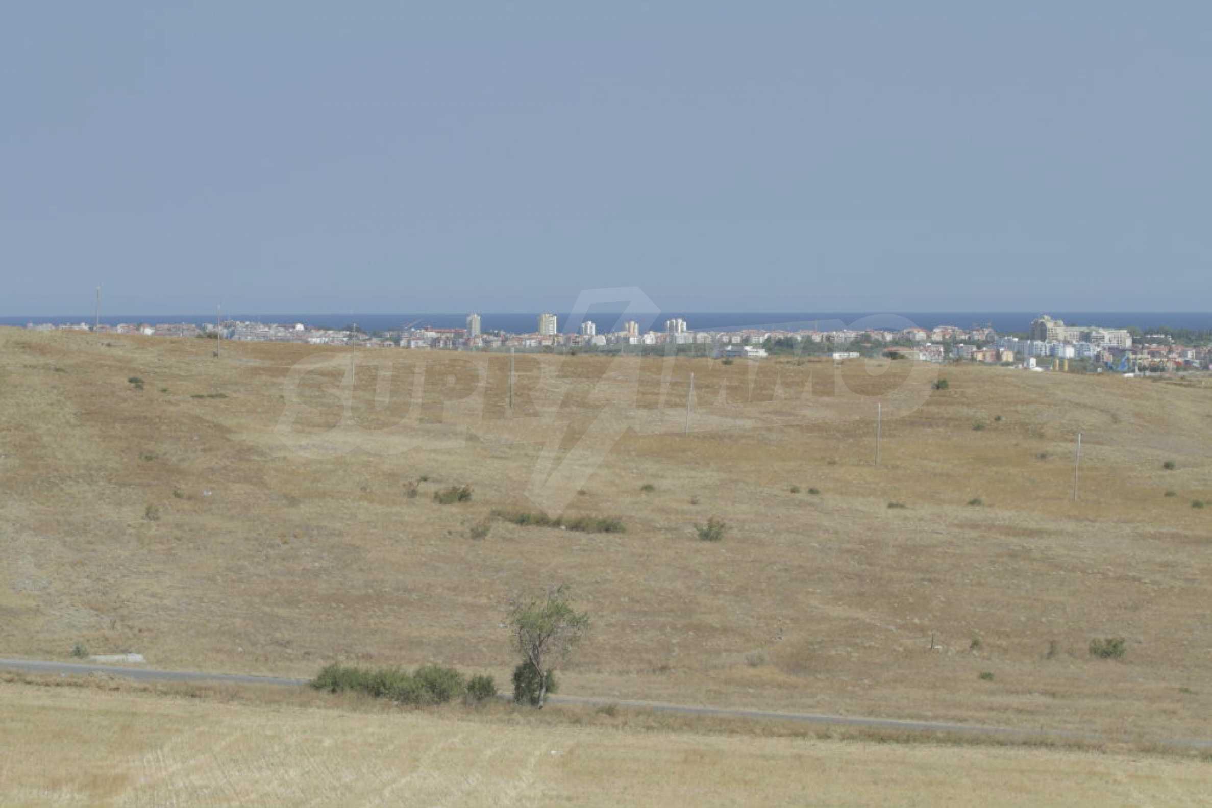 Земельный участок с видом на море вблизи Солнечного берега, г. Ахелой и с. Тынково 11