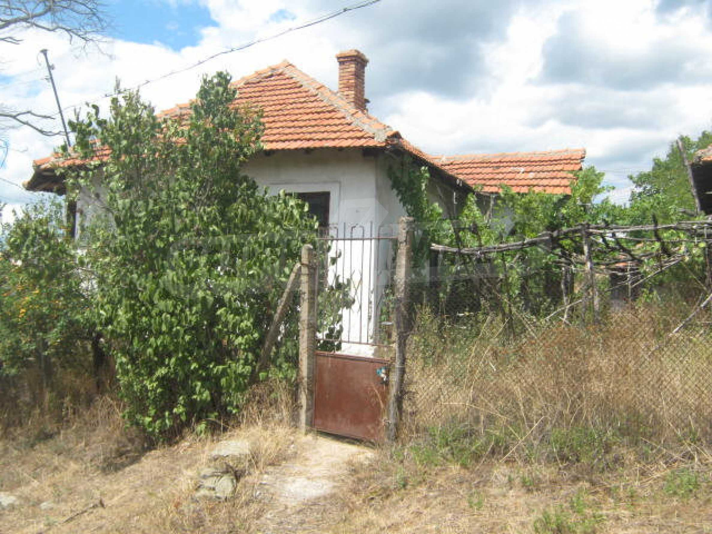 House in a village close to Belogradchik 1
