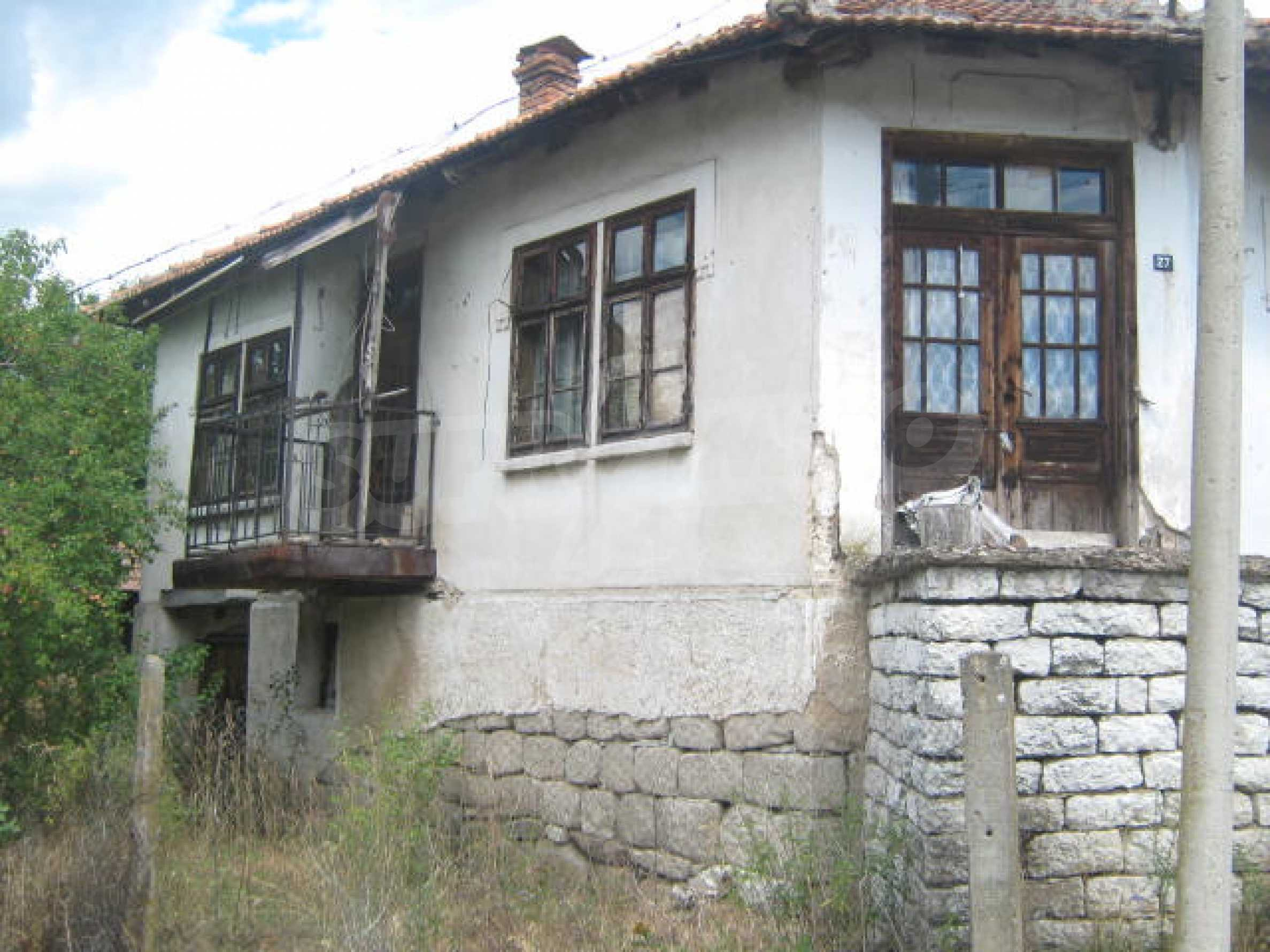 House in a village close to Belogradchik 3