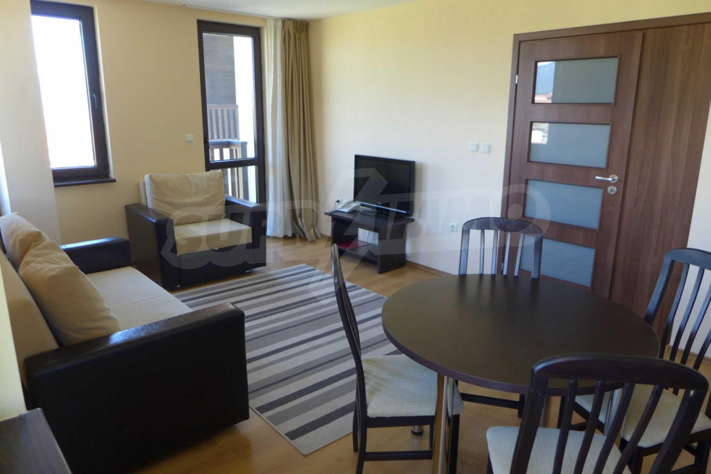 Двустаен апартамент в Роял Парк & Спа / Royal Park & Spa