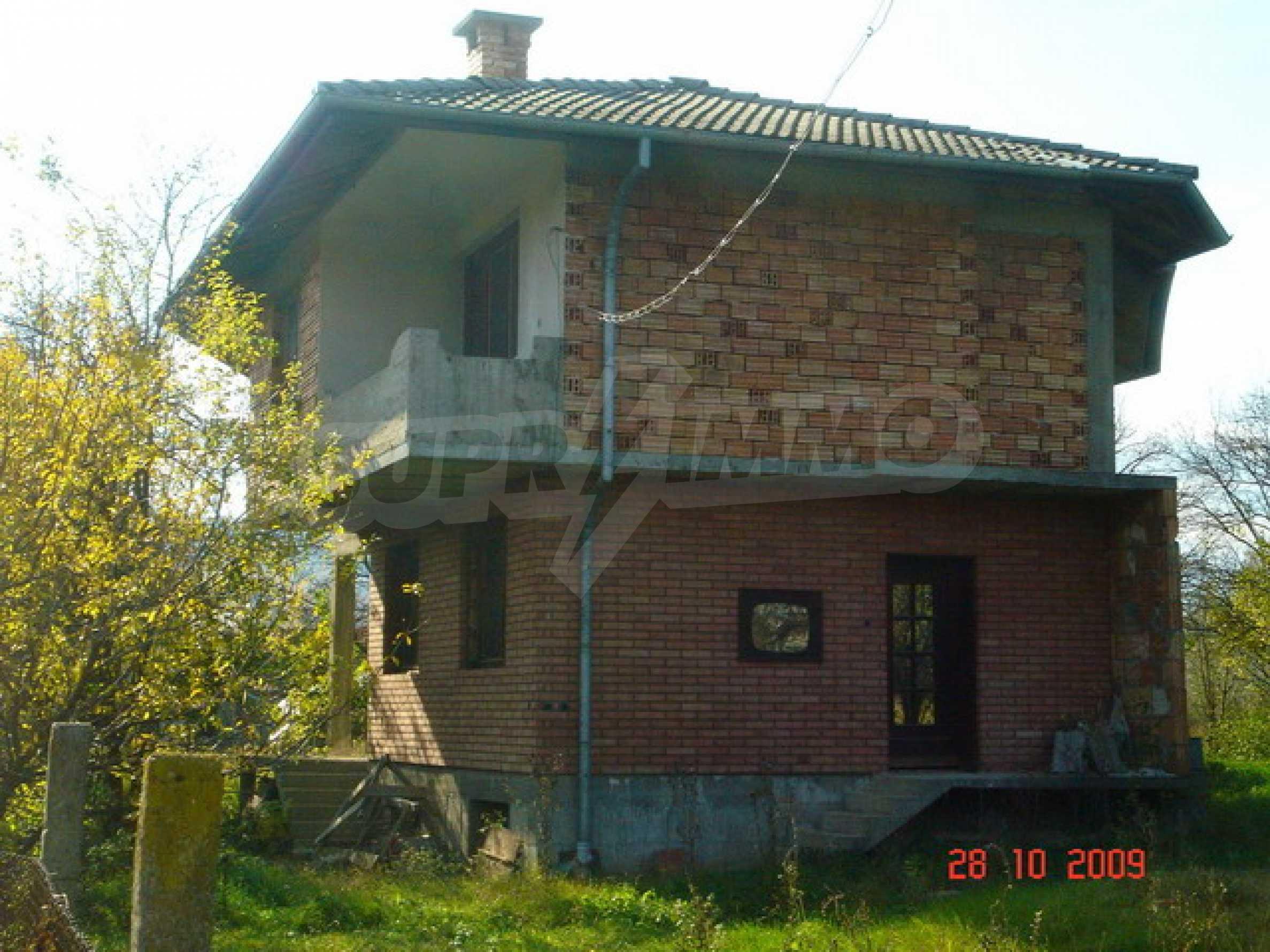 Нова къща за продажба 1