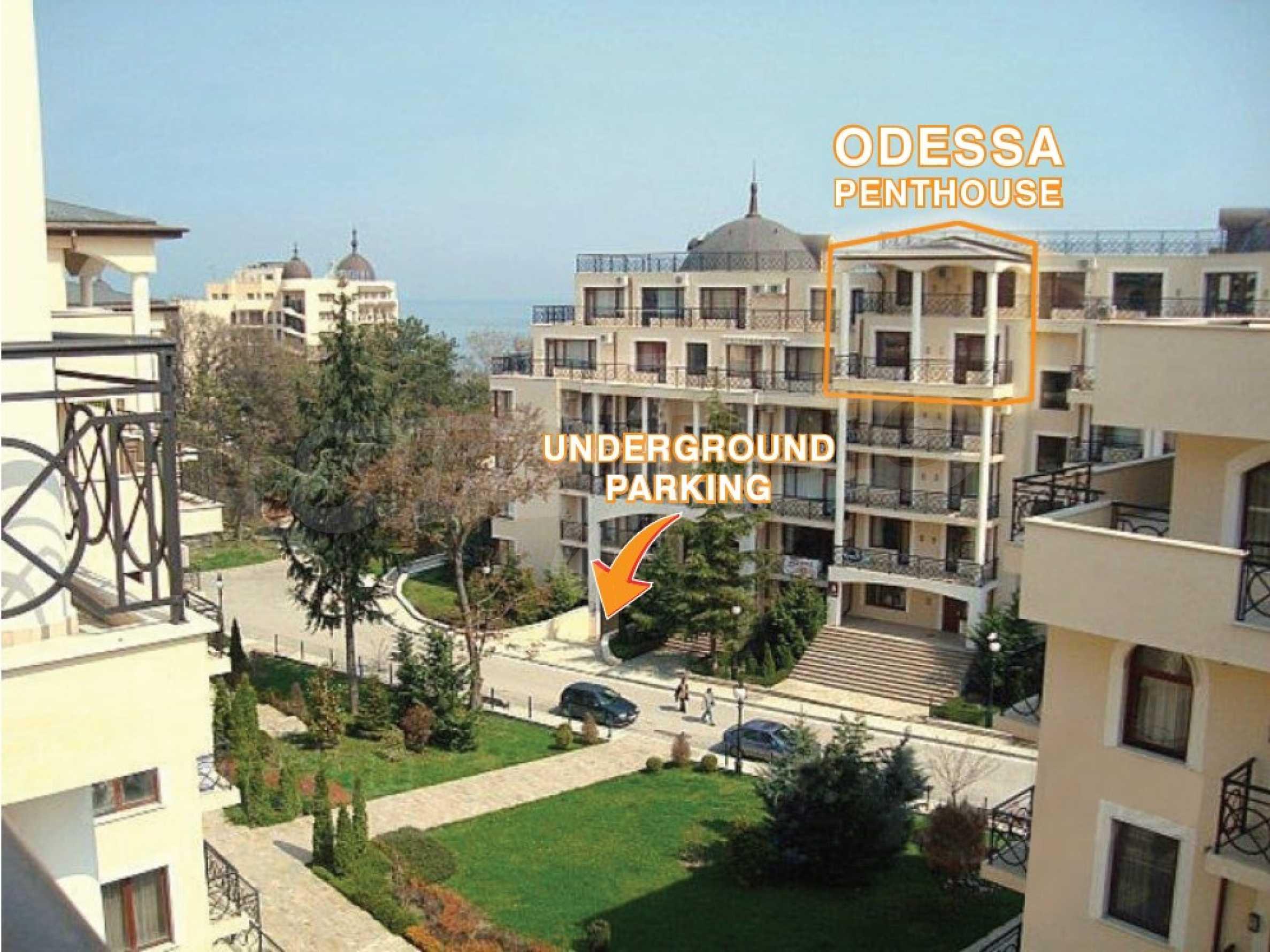 Penthouse ''Odessa'' 23