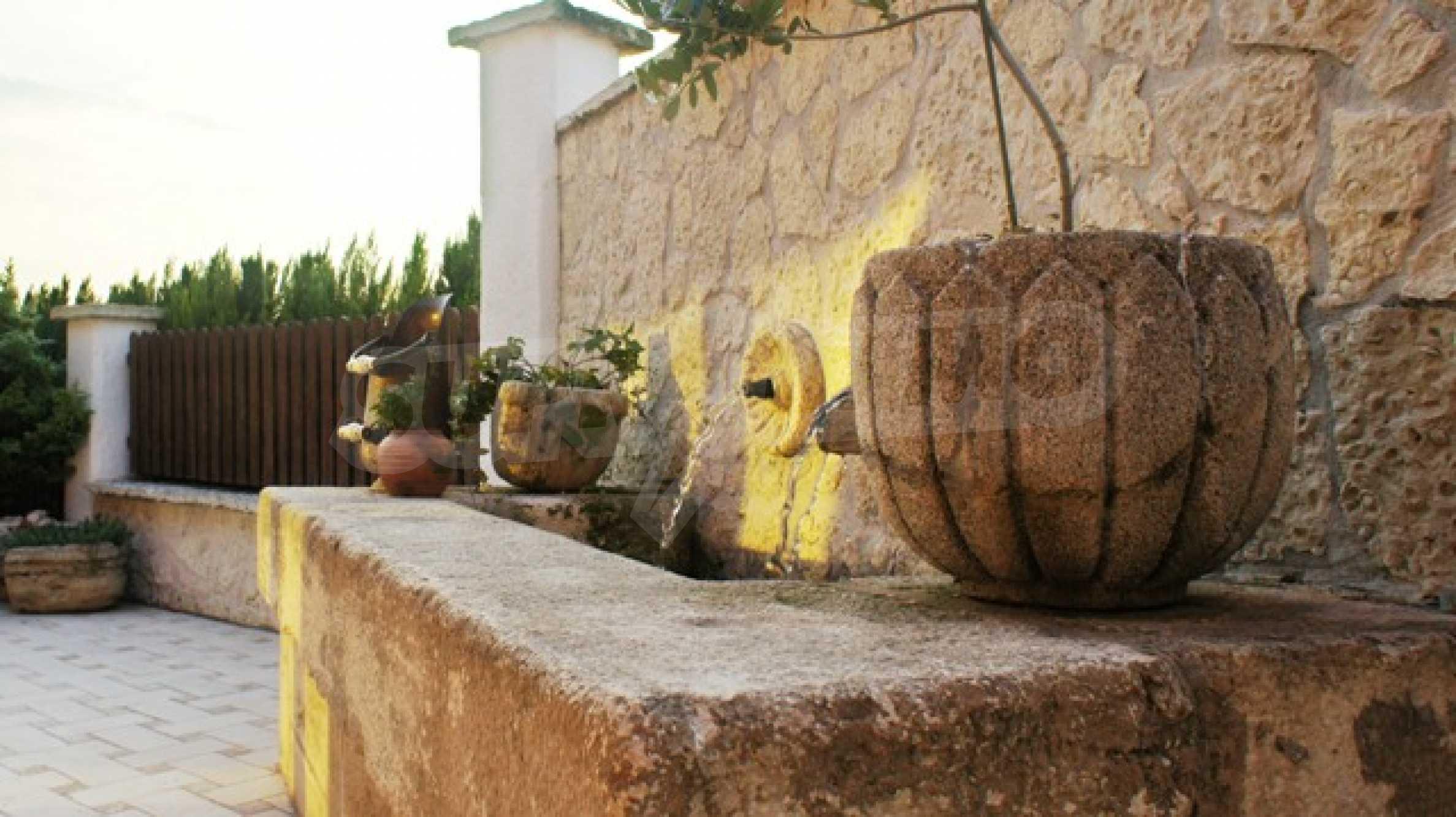 The Mediterranean style - a sense of luxury 26