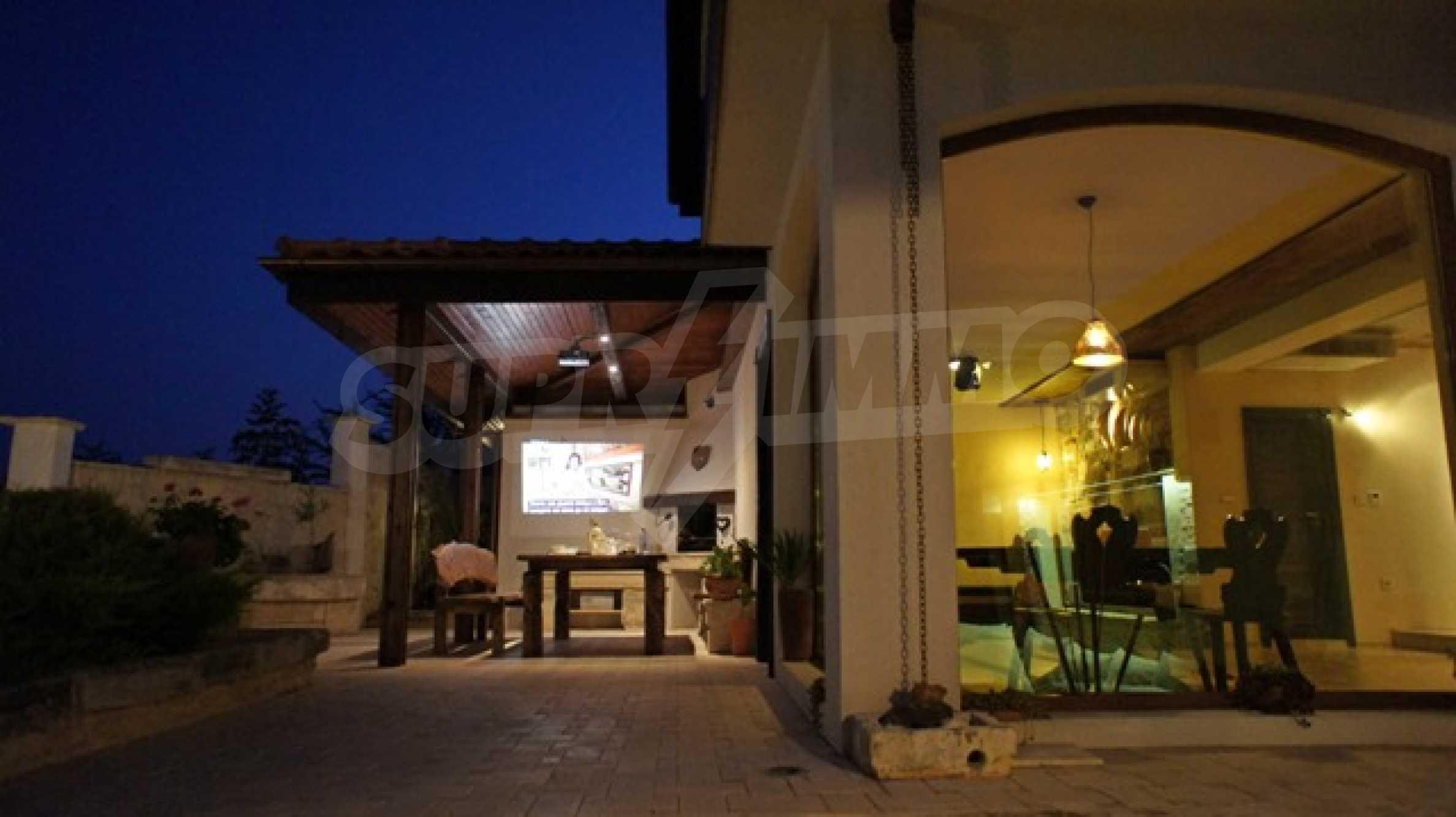 The Mediterranean style - a sense of luxury 61