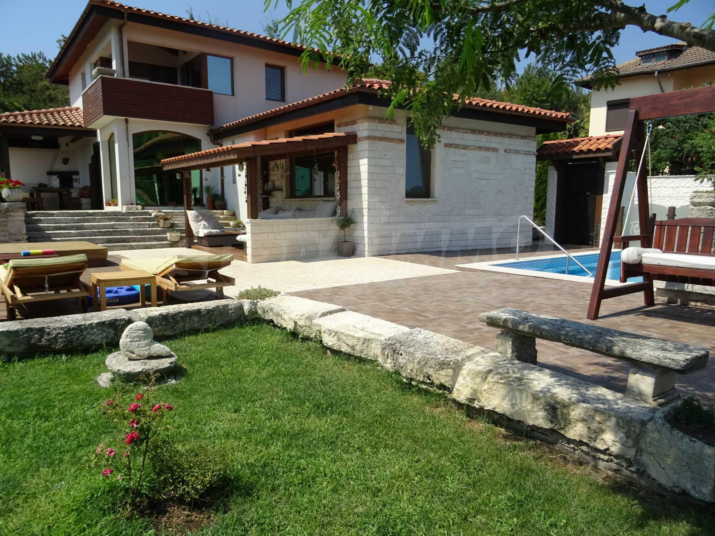 The Mediterranean style - a sense of luxury