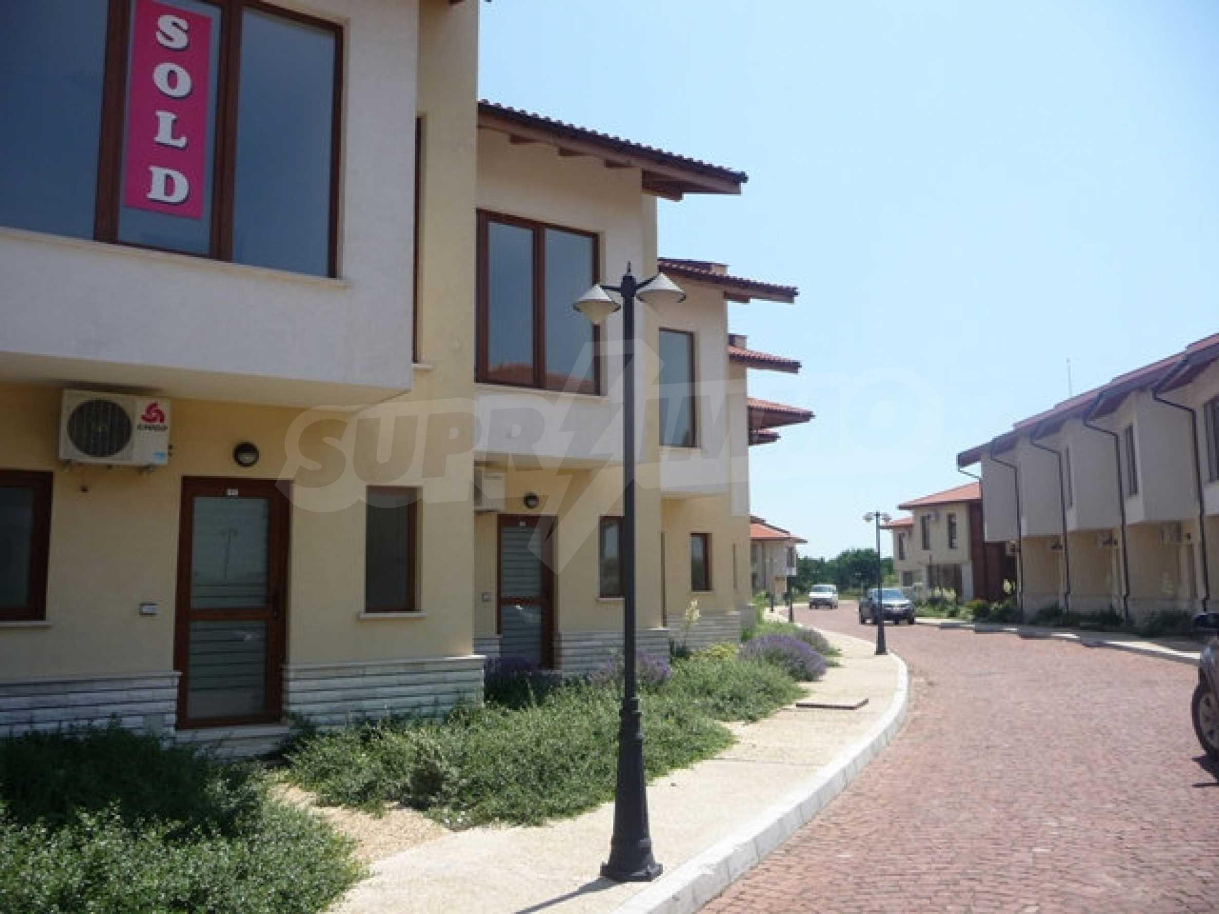Двухэтажный дом в комплексе Lighthouse Golf Resort&SPA  2