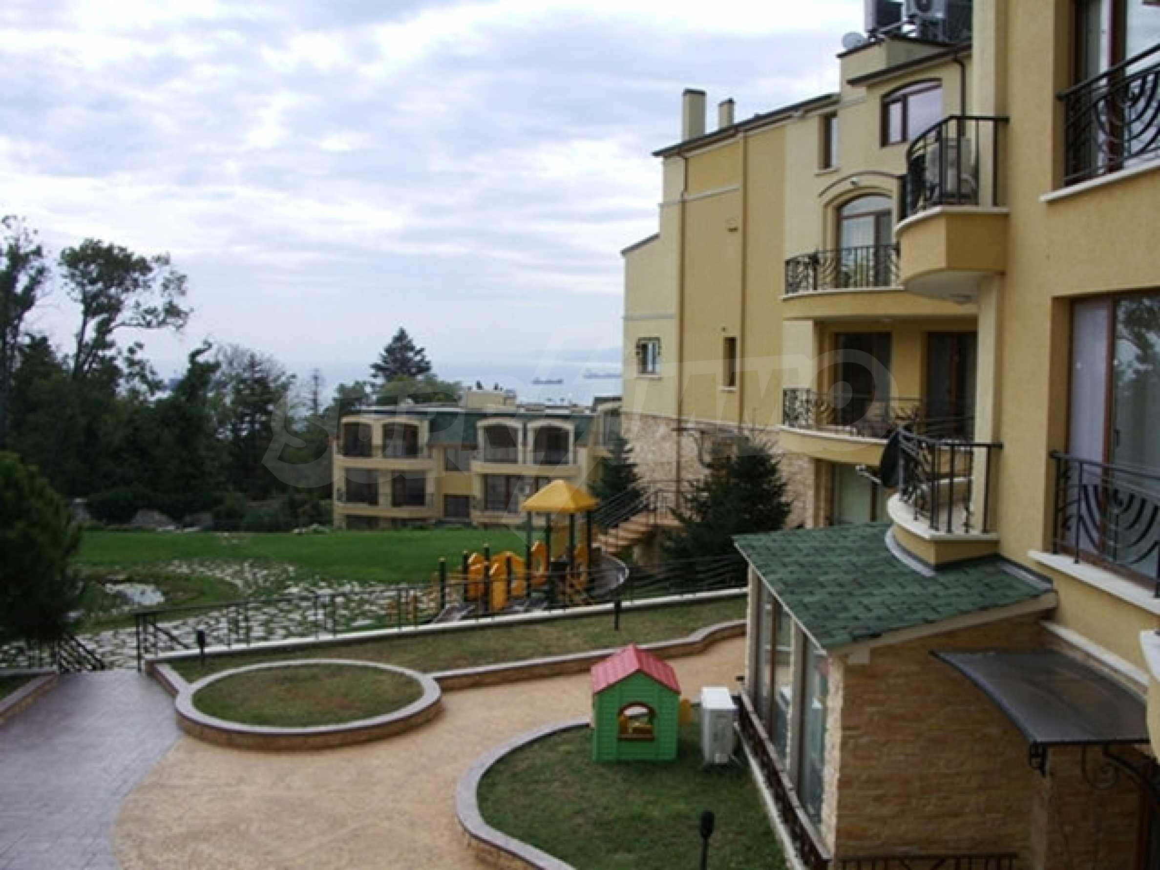 Zwei-Zimmer-Wohnung in Varna