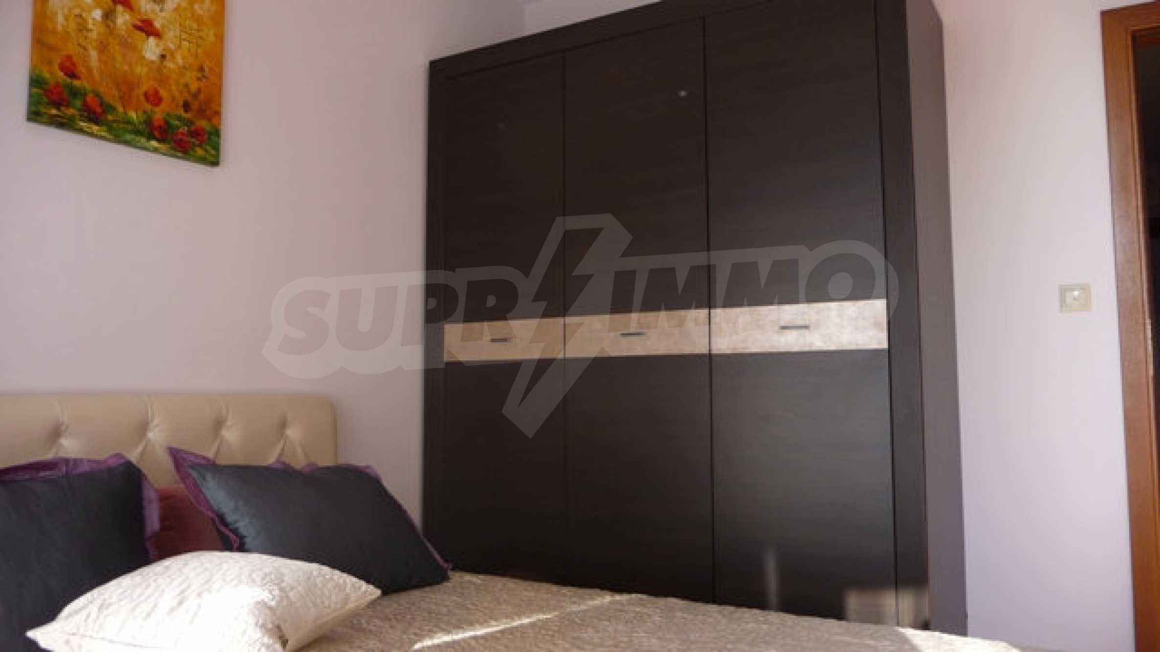 Zwei-Zimmer-Wohnung in Varna 19