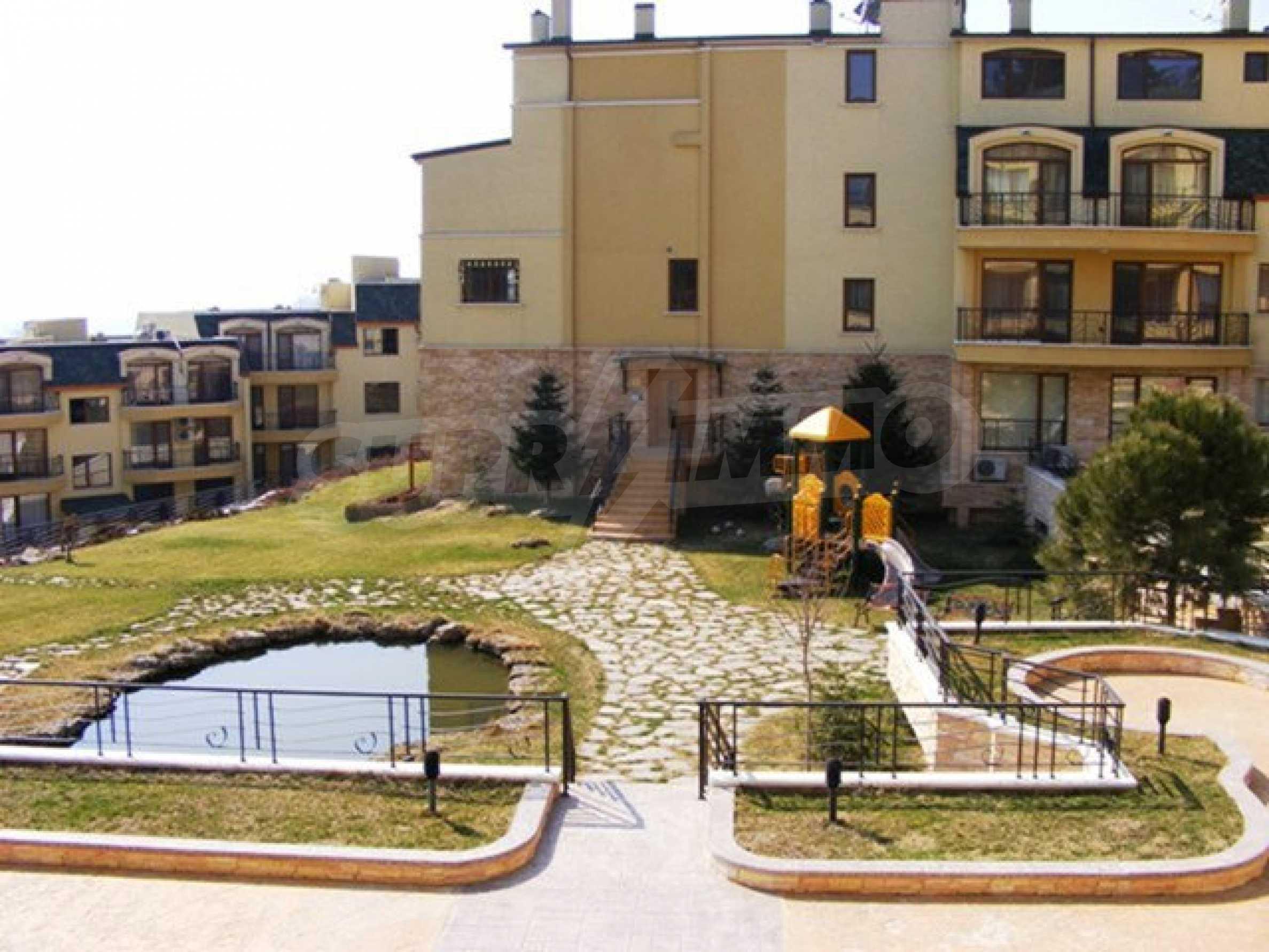 Zwei-Zimmer-Wohnung in Varna 2
