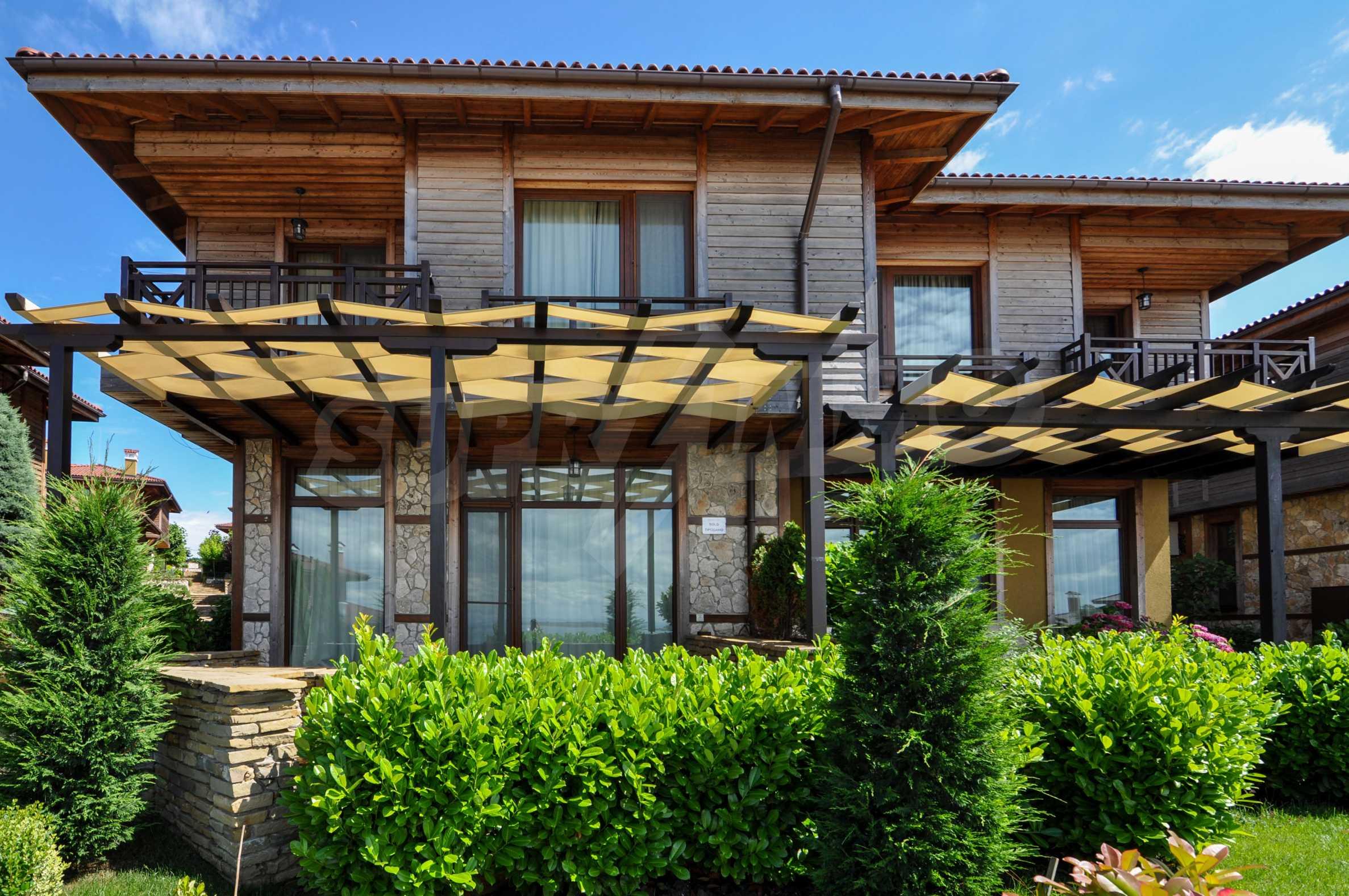 Sozopolis - unique coastal complex of duplex houses and apartments near Sozopol 48