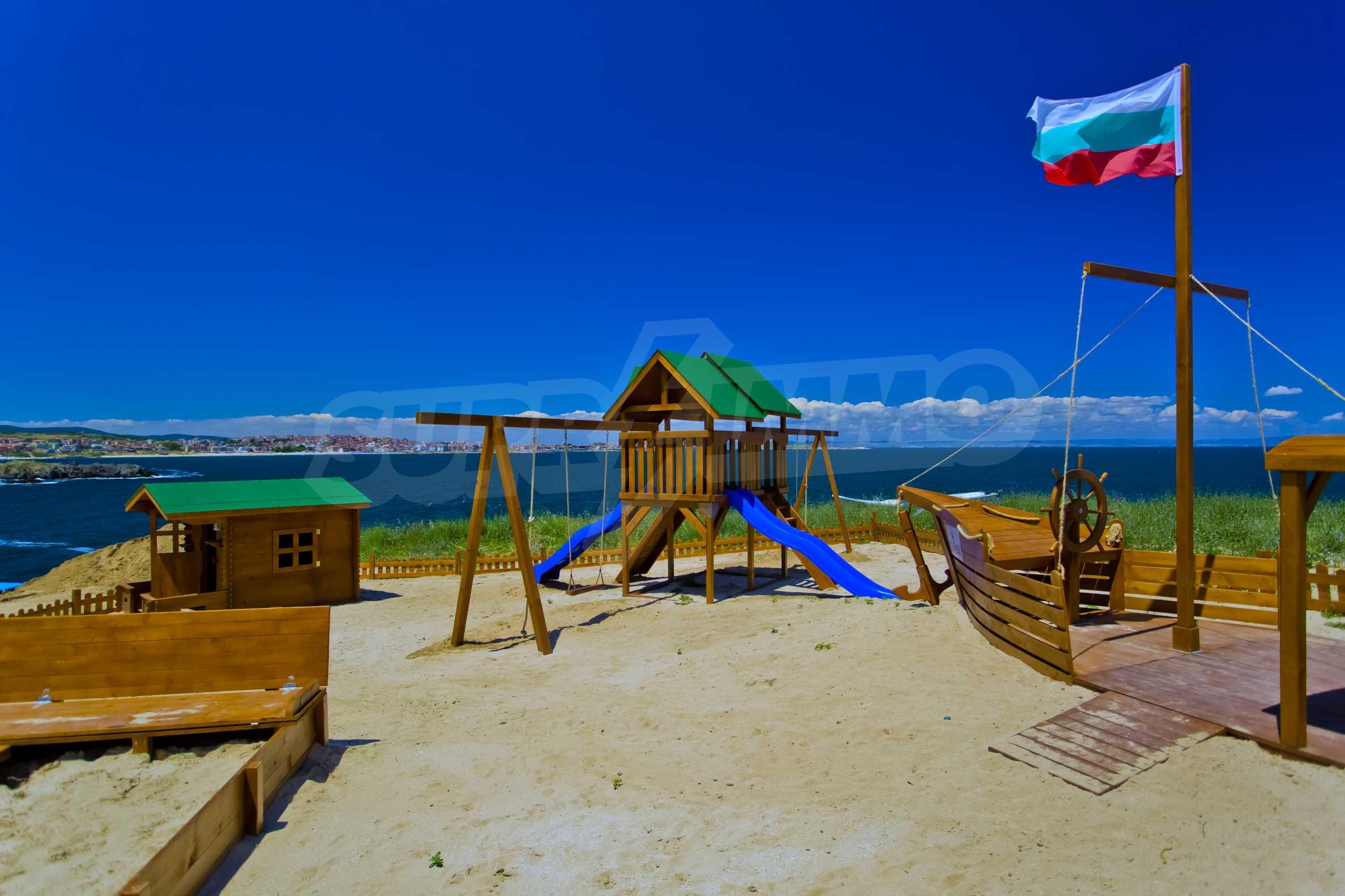 Sozopolis - unique coastal complex of duplex houses and apartments near Sozopol 32